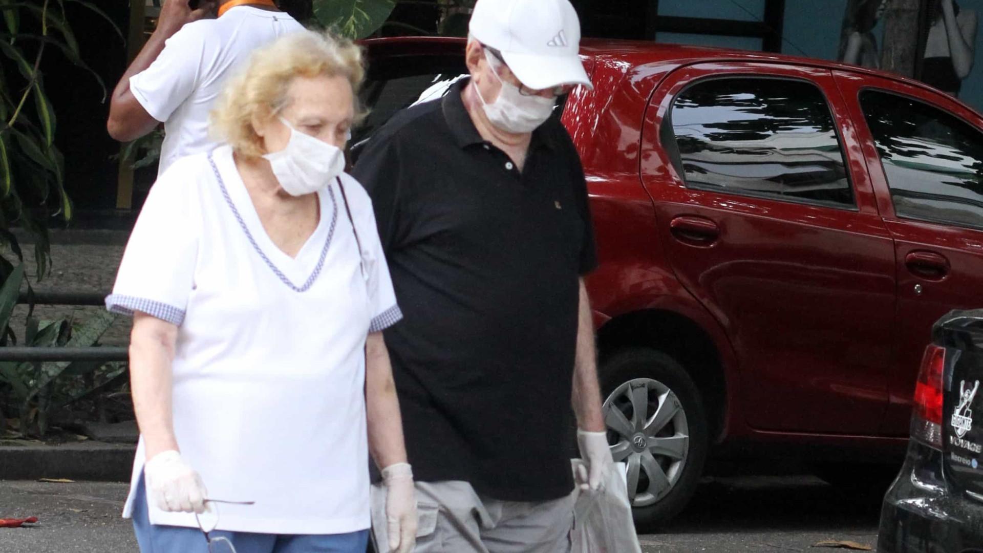 Covid-19: Porto Alegre restringe circulação de idosos por um mês