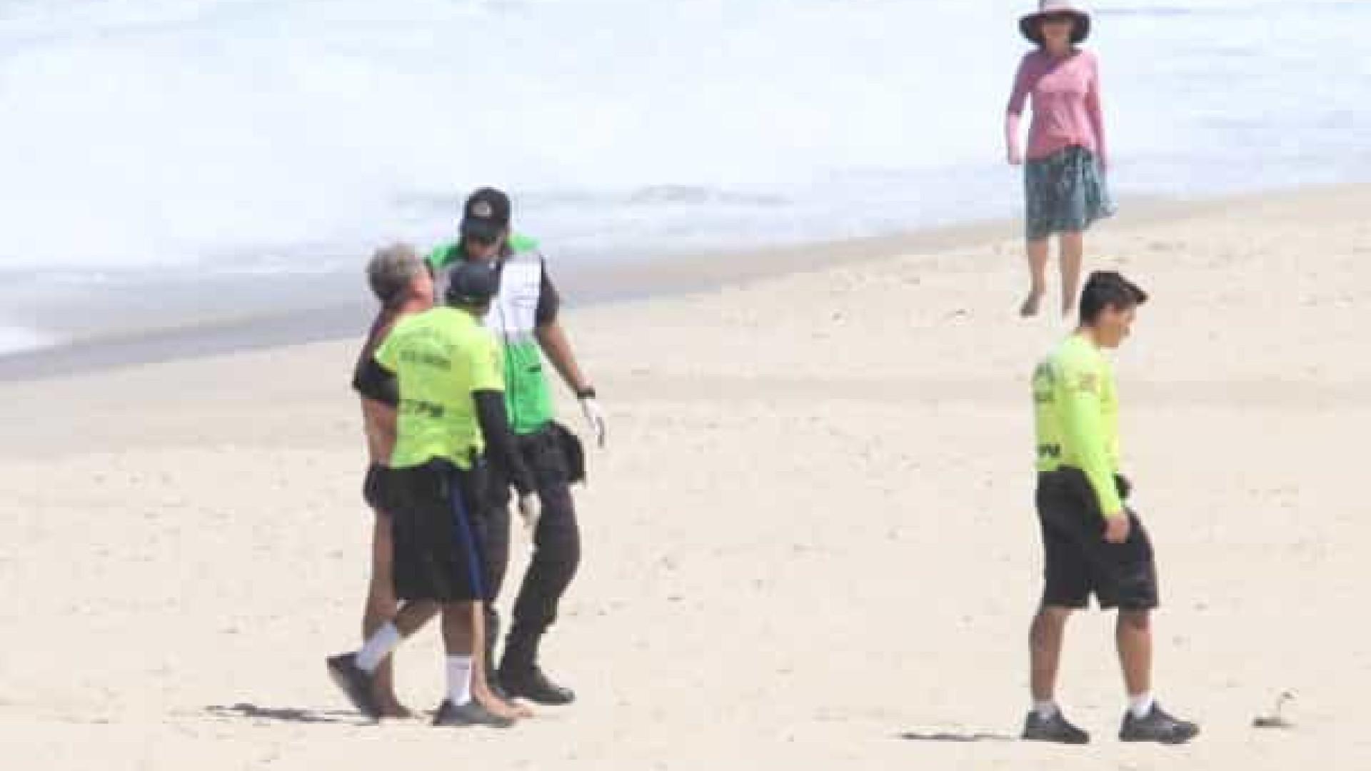 PM vai fichar quem frequentar praias e pontos turísticos no Rio
