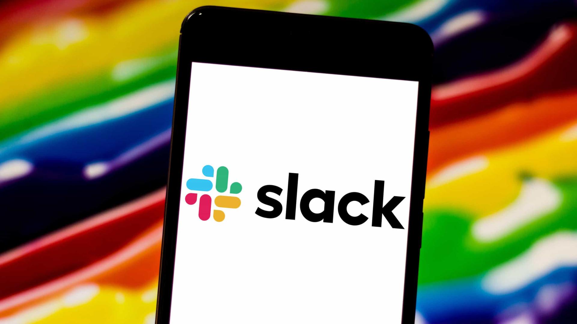 Slack registrou mais de 12 milhões de utilizadores remotamente