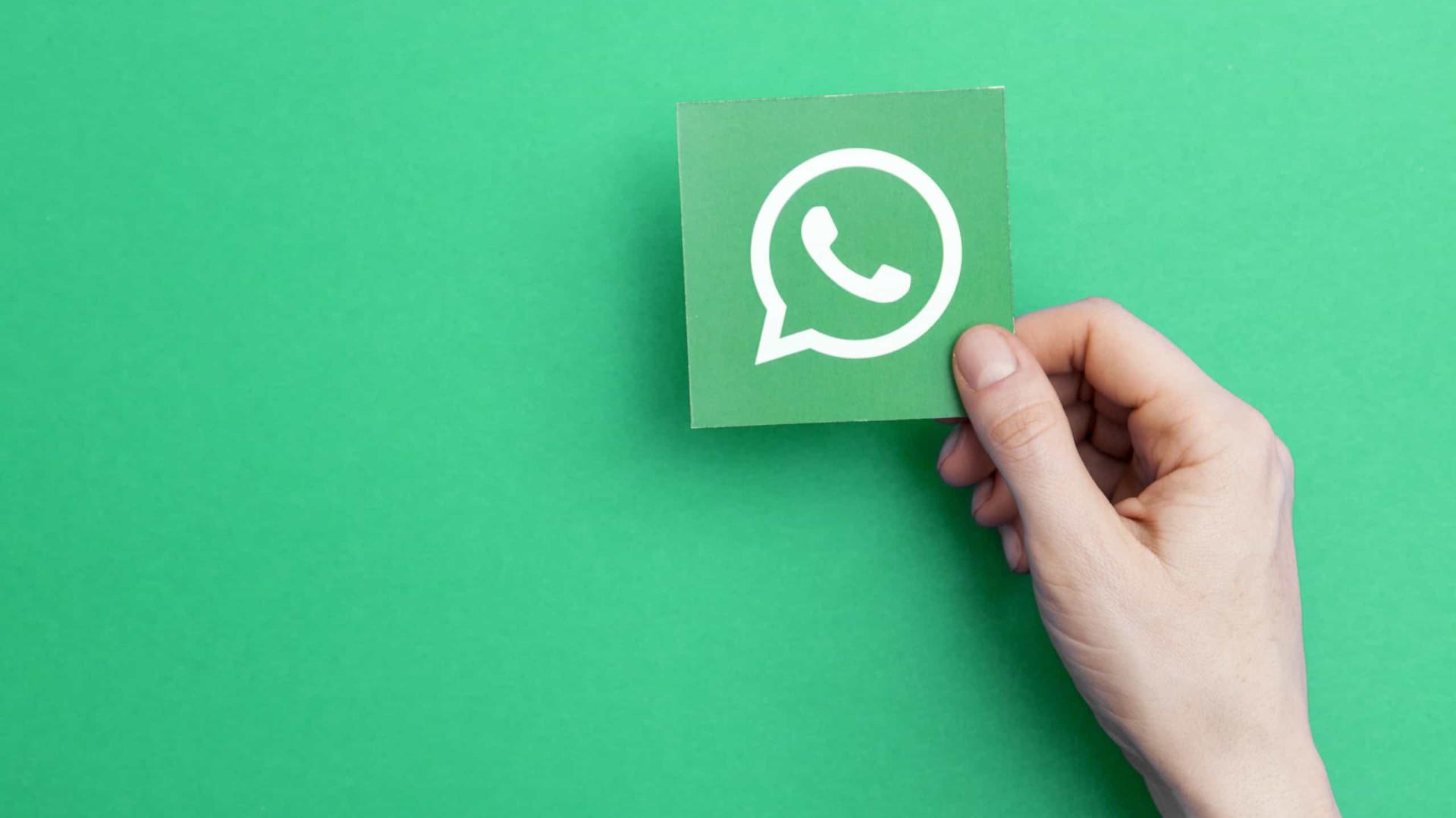 WhatsApp lançará a próxima grande novidade em breve