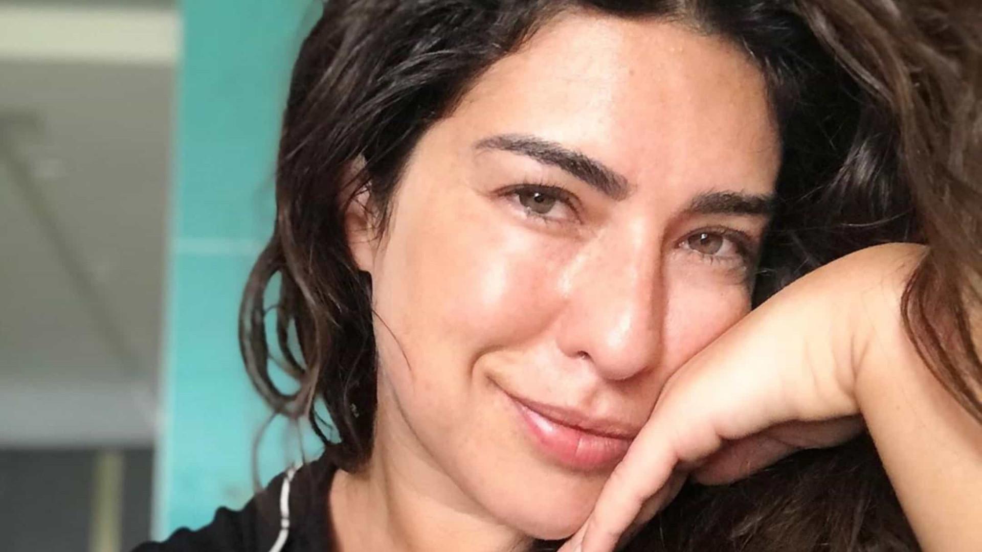 Fernanda Paes Leme comemora alta médica após ter contraído Covid-19