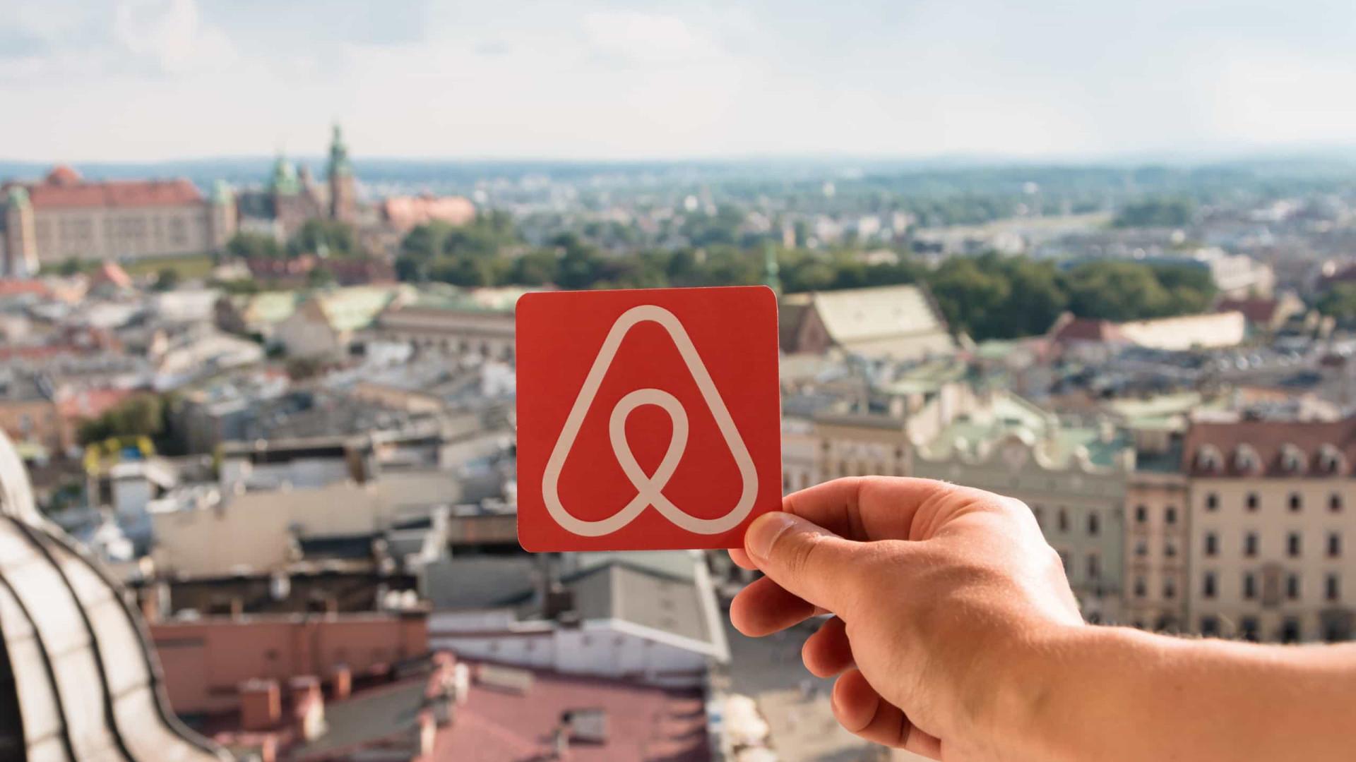 Airbnb vai recompensar anfitriões afetados pela Covid-19
