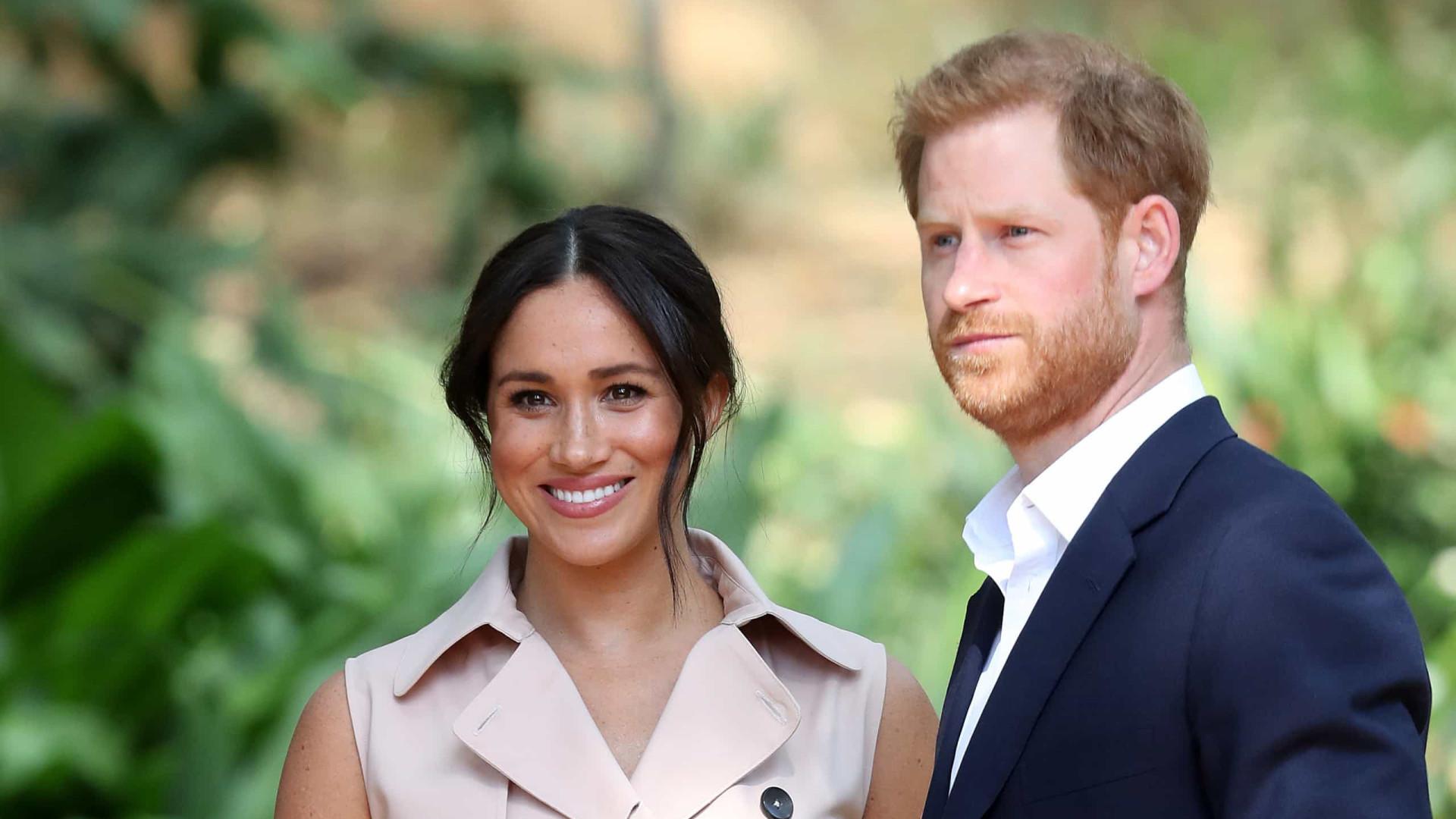 Harry e Meghan 'emprestam' antiga casa na Inglaterra e irritam realeza