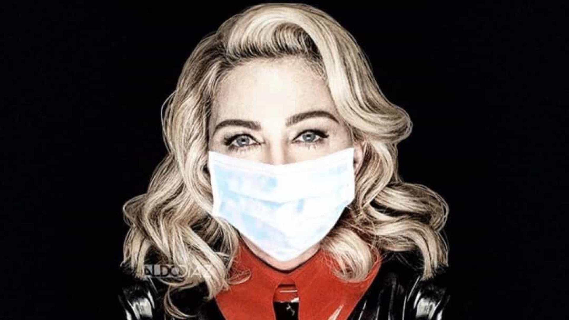 Madonna apoia protestos contra Bolsonaro e faz apelo aos brasileiros