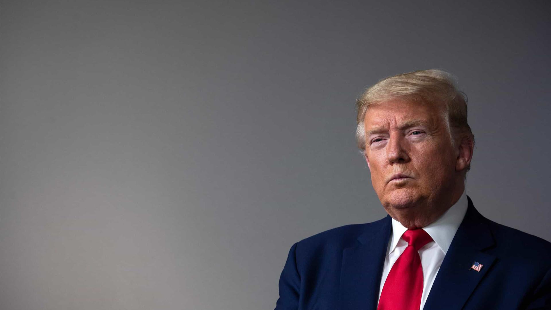 Trump vai assistir ao lançamento do voo tripulado da NASA