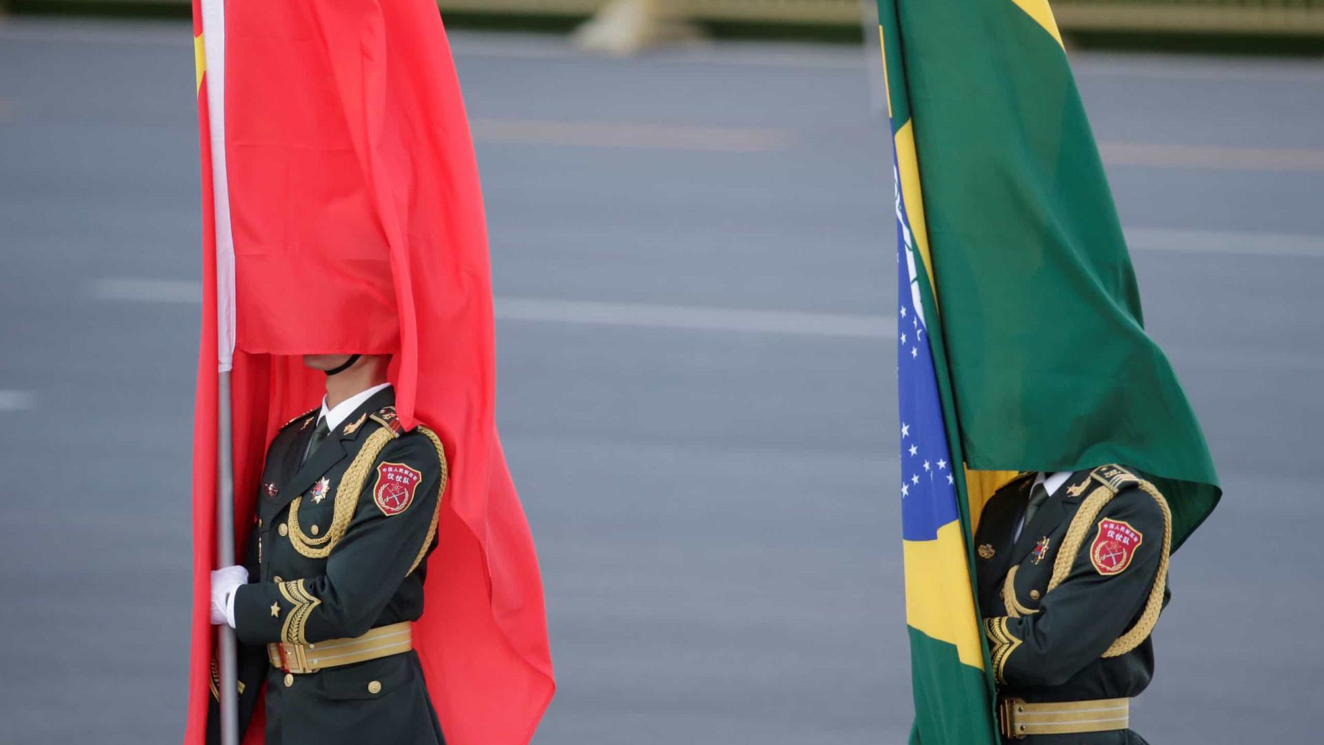 Embaixada da China exalta boa relação com o Brasil após vídeo