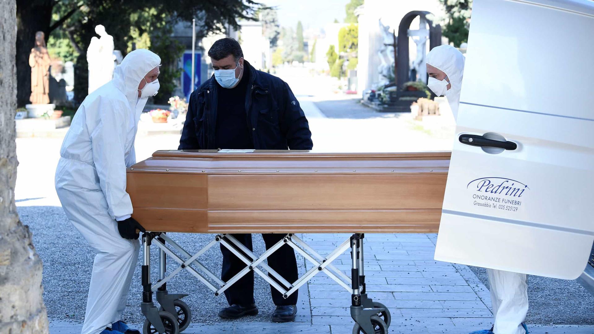 Em novo recorde, país tem 204 mortes em 24h
