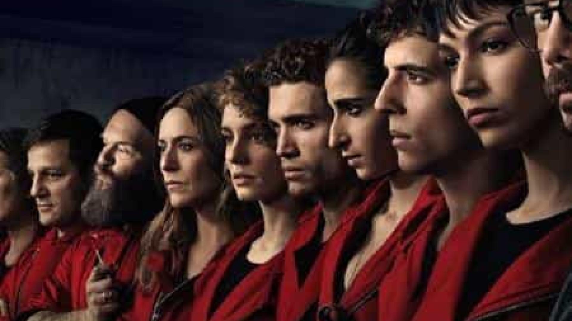 Saiba o que esperar da 5ª temporada da série 'La Casa de Papel'