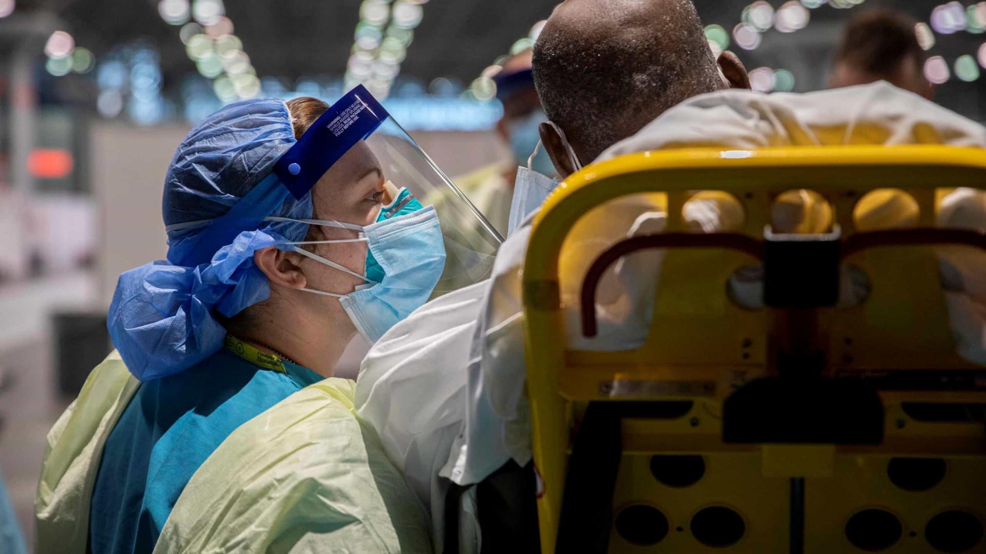 Covid-19. Mortes ultrapassam 490 mil e infecções 9,6 milhões no mundo