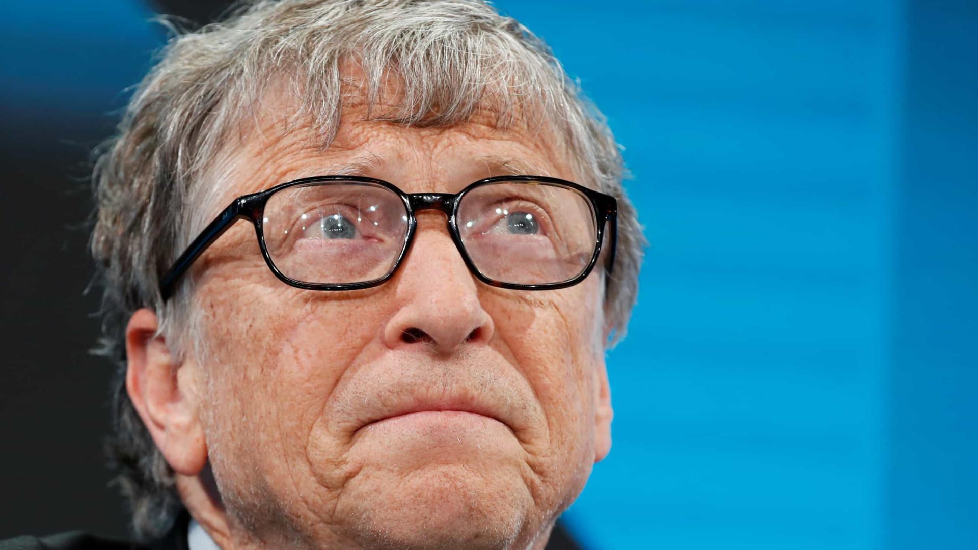 Interessado em criptomoeda? Bill Gates diz para ter cuidado