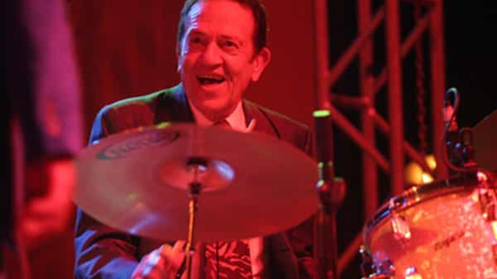 Rubinho Barsotti, baterista e fundador do Zimbo Trio, morre aos 87 anos
