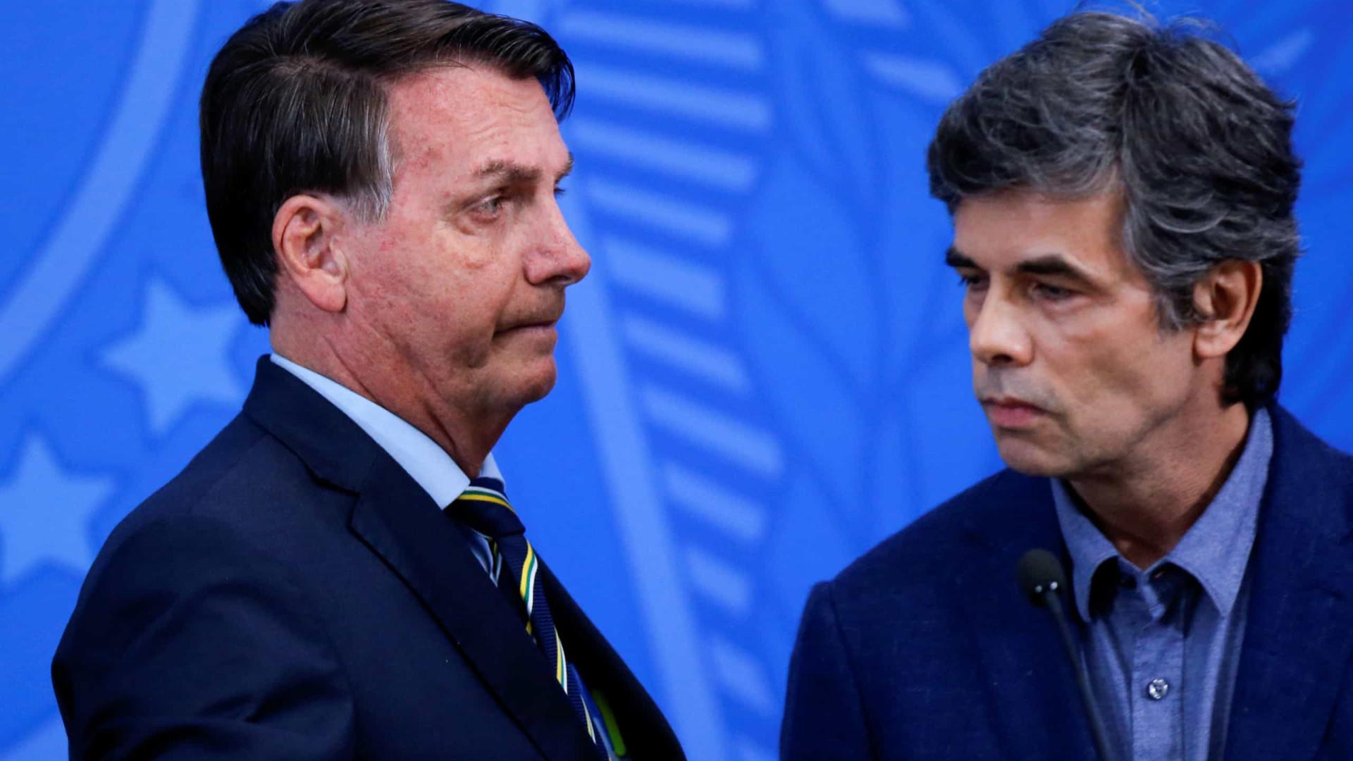 Teich diz que saiu por divergência sobre cloroquina e falta de autonomia