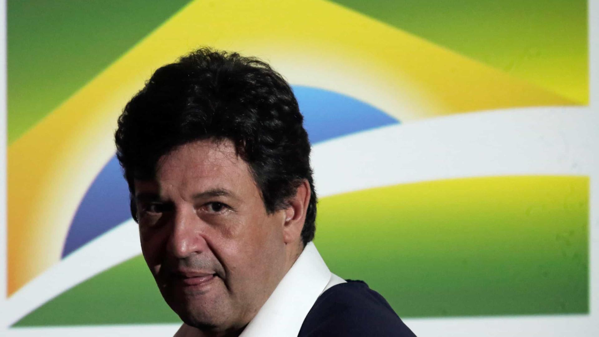 Mandetta diz que Bolsonaro tentou alterar bula da cloroquina