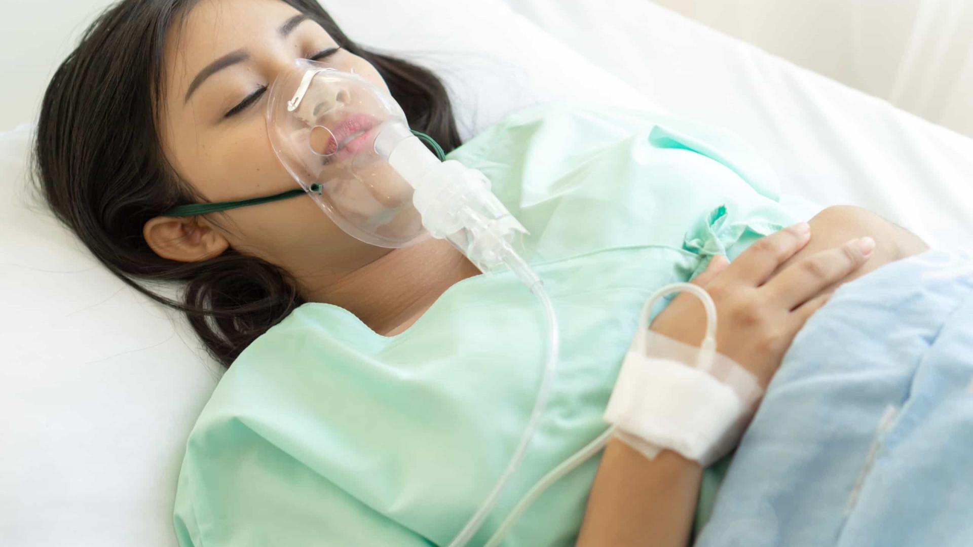 Quase um terço dos pacientes graves regressam ao hospital em 140 dias