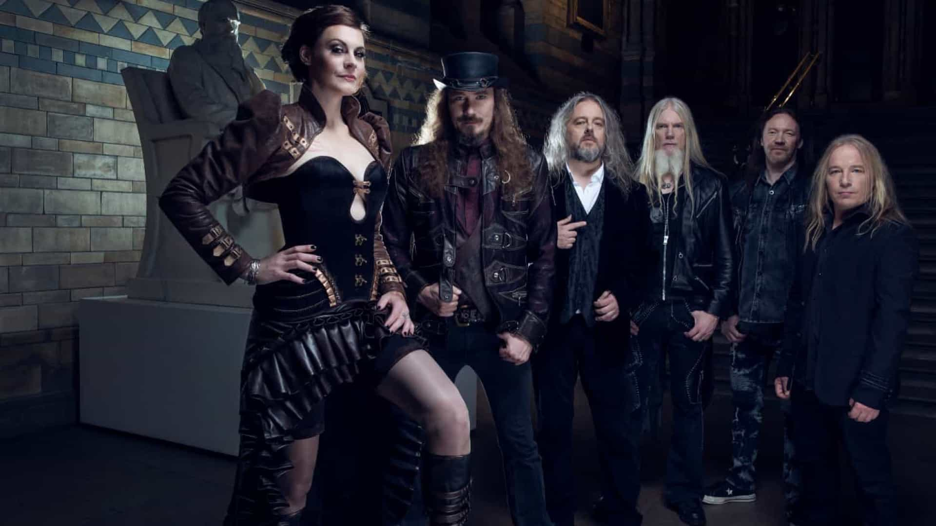 Nightwish remarca shows no Brasil para janeiro por causa do coronavírus