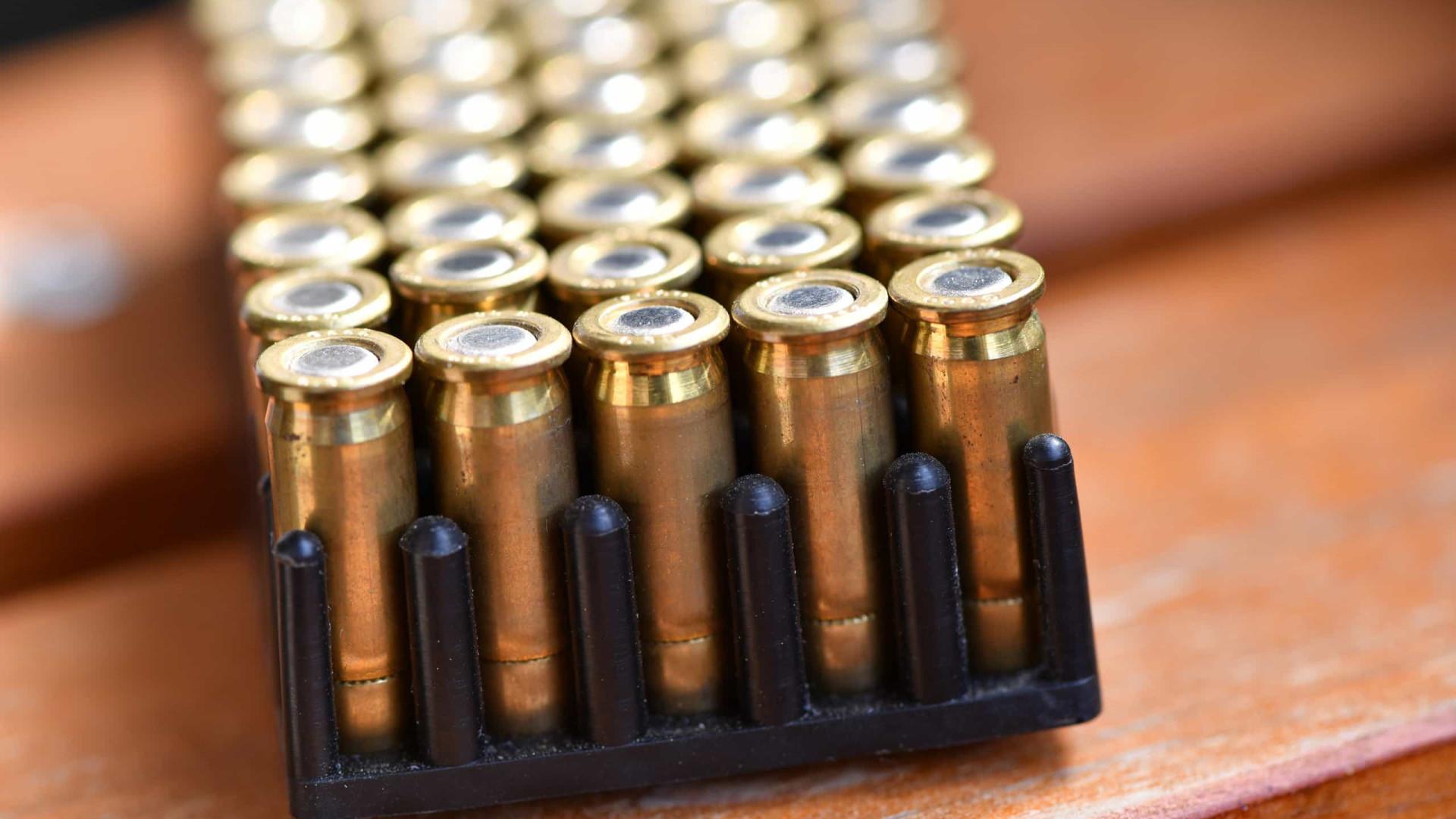 Justiça torna nula portaria federal que liberou compra de mais munição