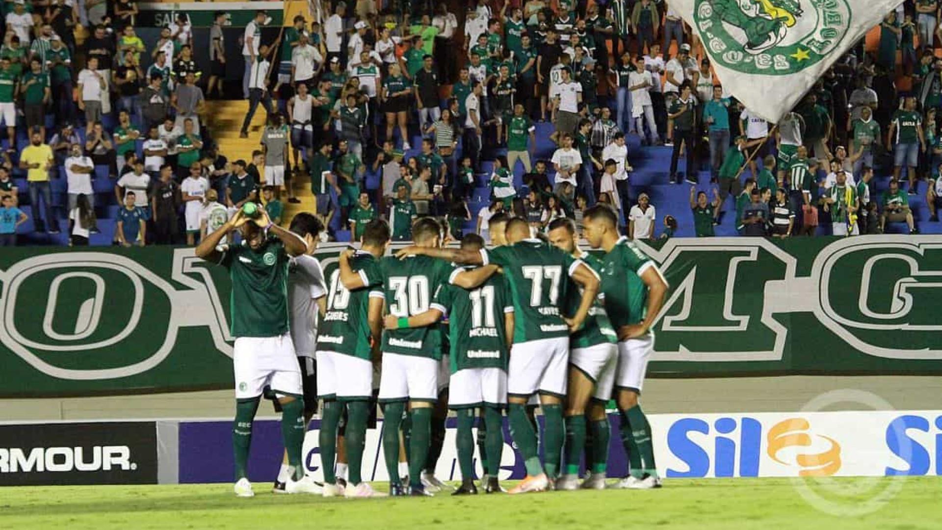 Com mais 2 casos de covid-19, Goiás se fecha para tentar surpreender o Palmeiras