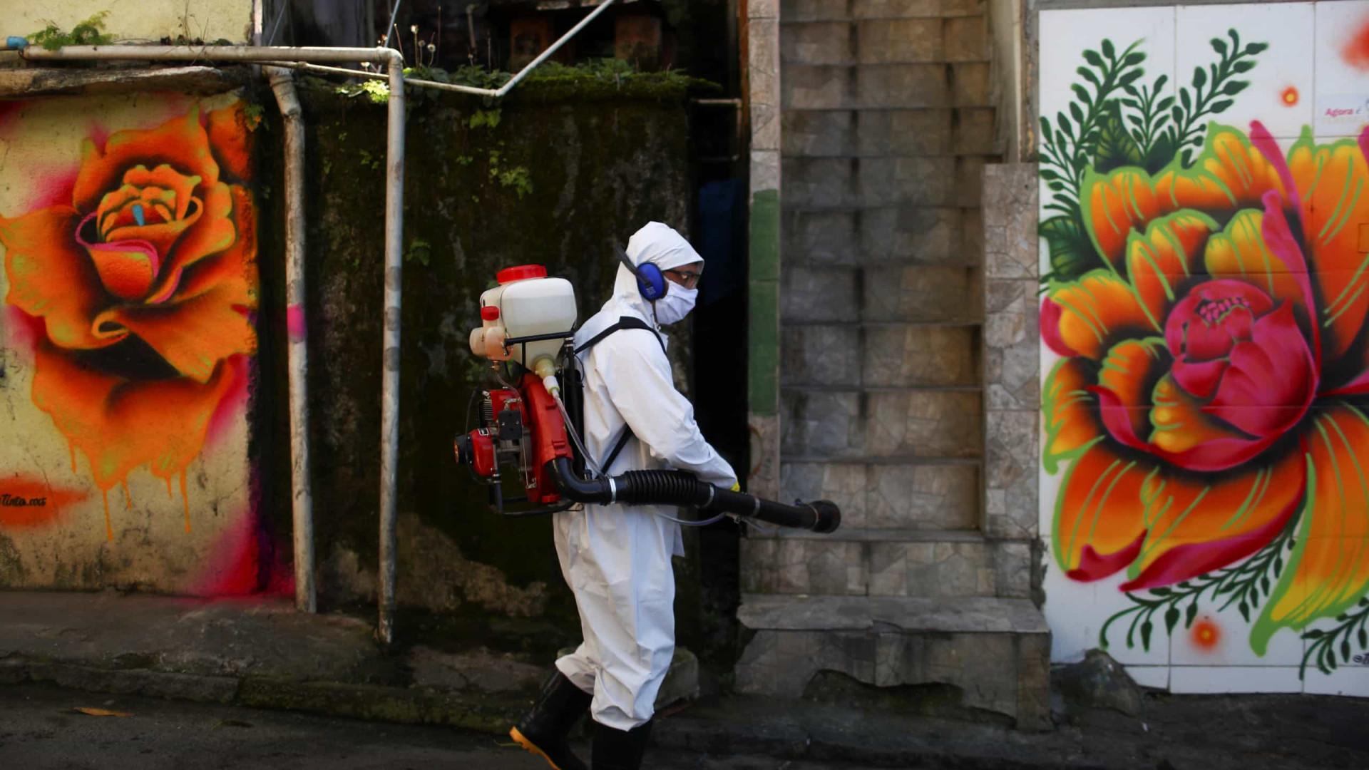 Covid-19: Brasil registra mais 45.403 casos e ultrapassa os 2 milhões