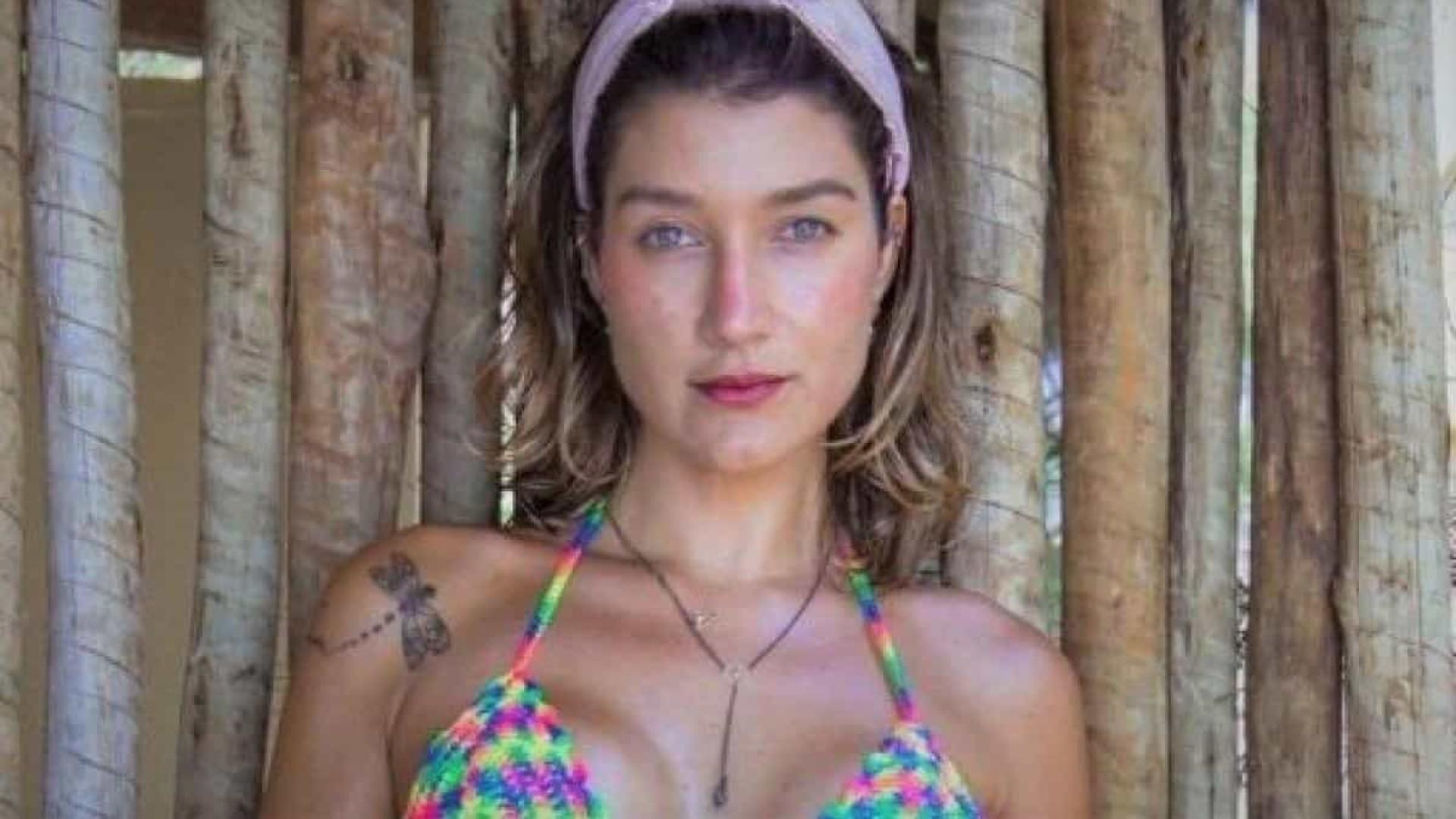 'Não preciso de homem para ser mãe', diz Gabriela Pugliesi sobre término com Erasmo