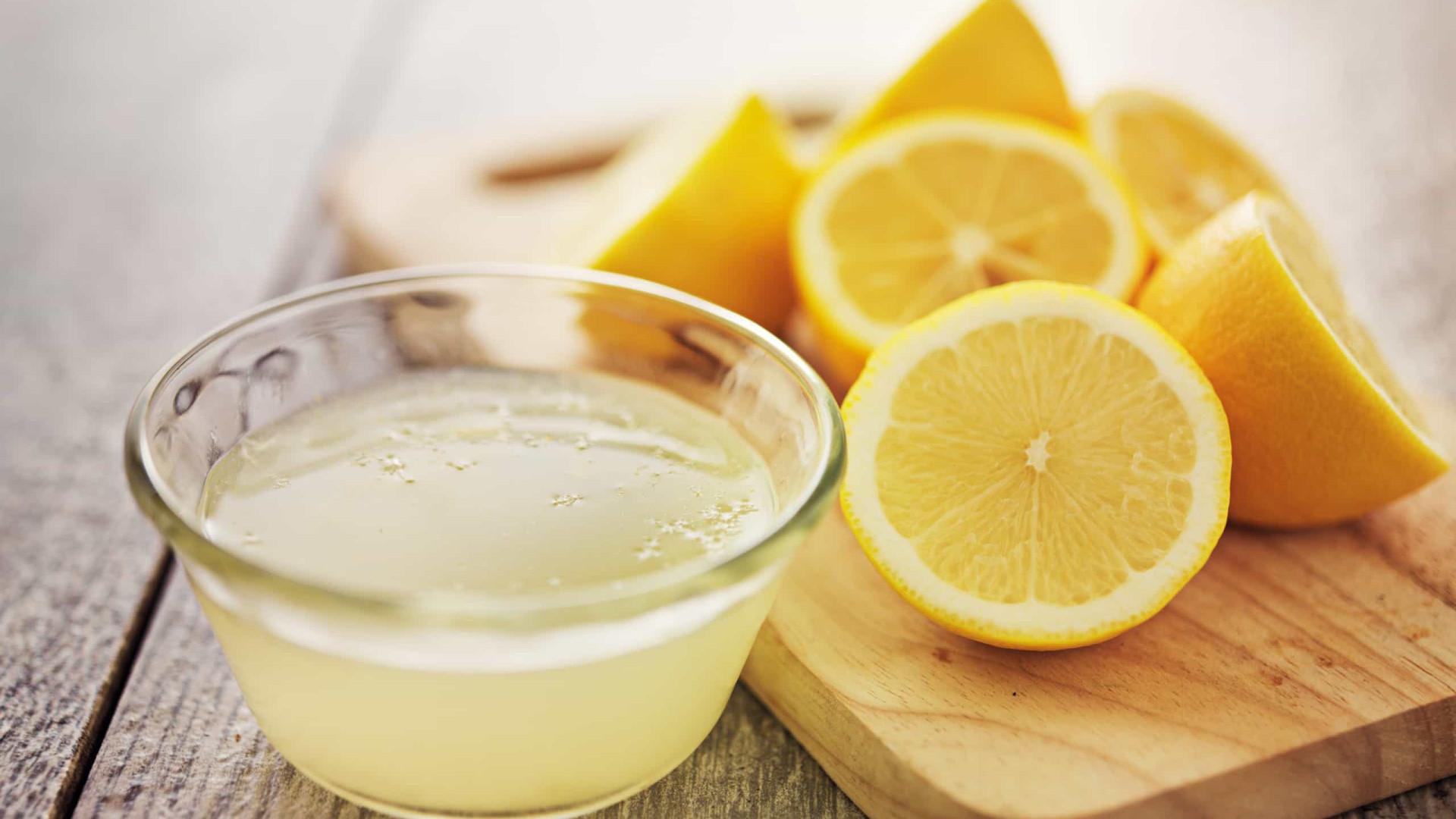 Limão: Fruta baixa em calorias e açúcares que ajuda o sistema imunológico