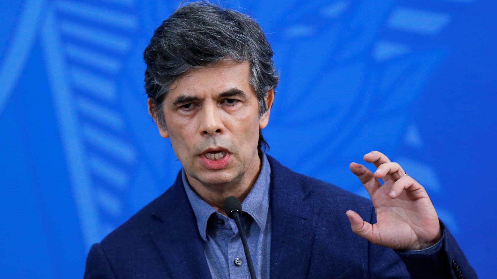 Ministro da Saúde vai ao Rio em momento de agravamento da pandemia