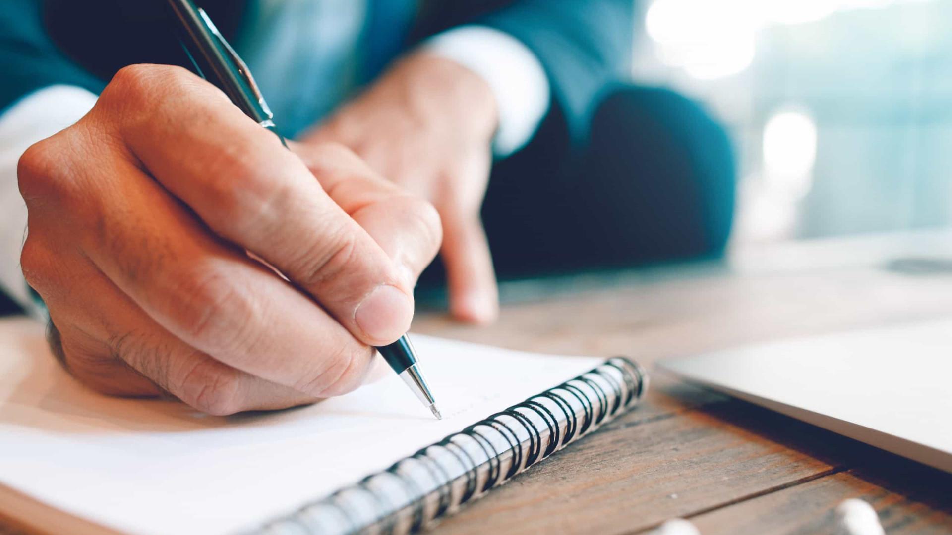 App da Google permite passar notas escritas à mão para o computador
