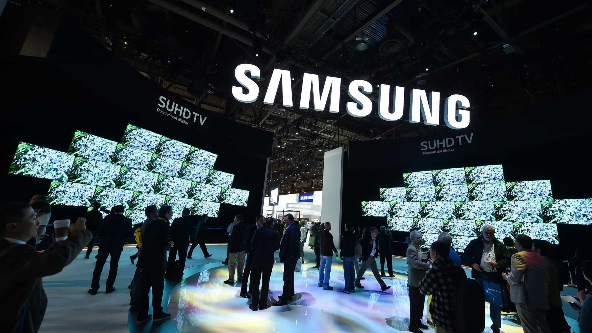 """Samsung planeja lançar cartão de débito """"inovador"""""""