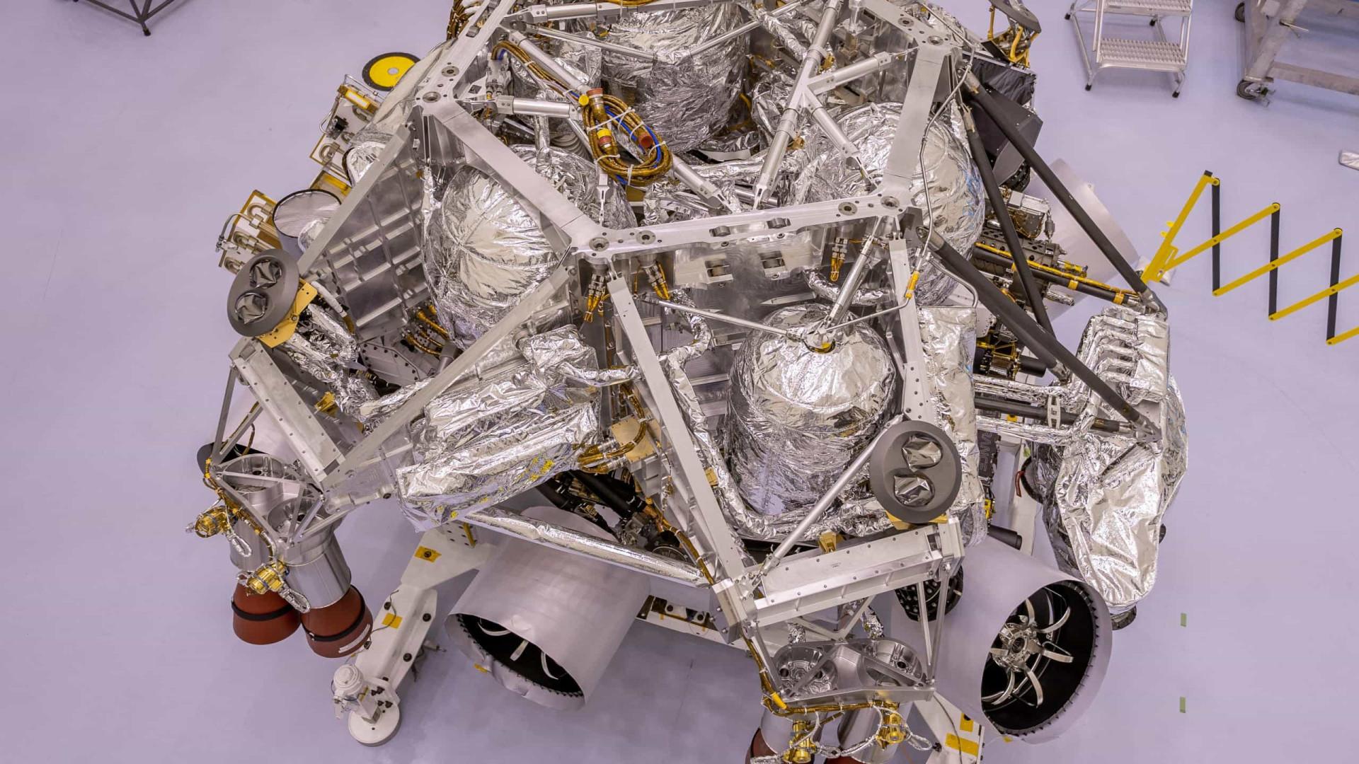 Novo rover de Marte está quase pronto para a viagem. Veja as imagens