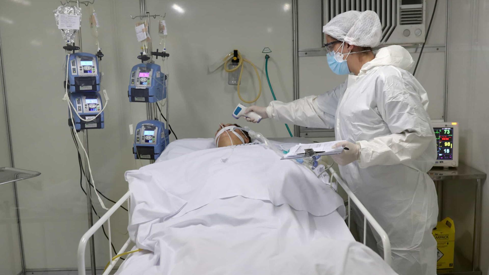 BR passa Alemanha em casos e é 2º país em mortes nas últimas 24 horas