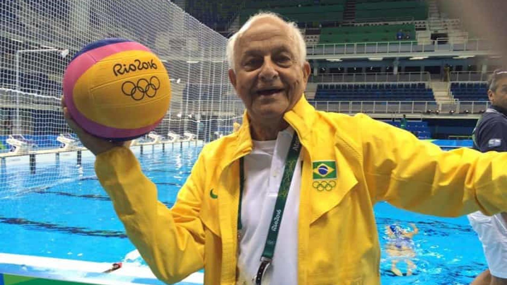 Ex-presidente da CBDA, Coaracy Nunes morre aos 82 anos no Rio
