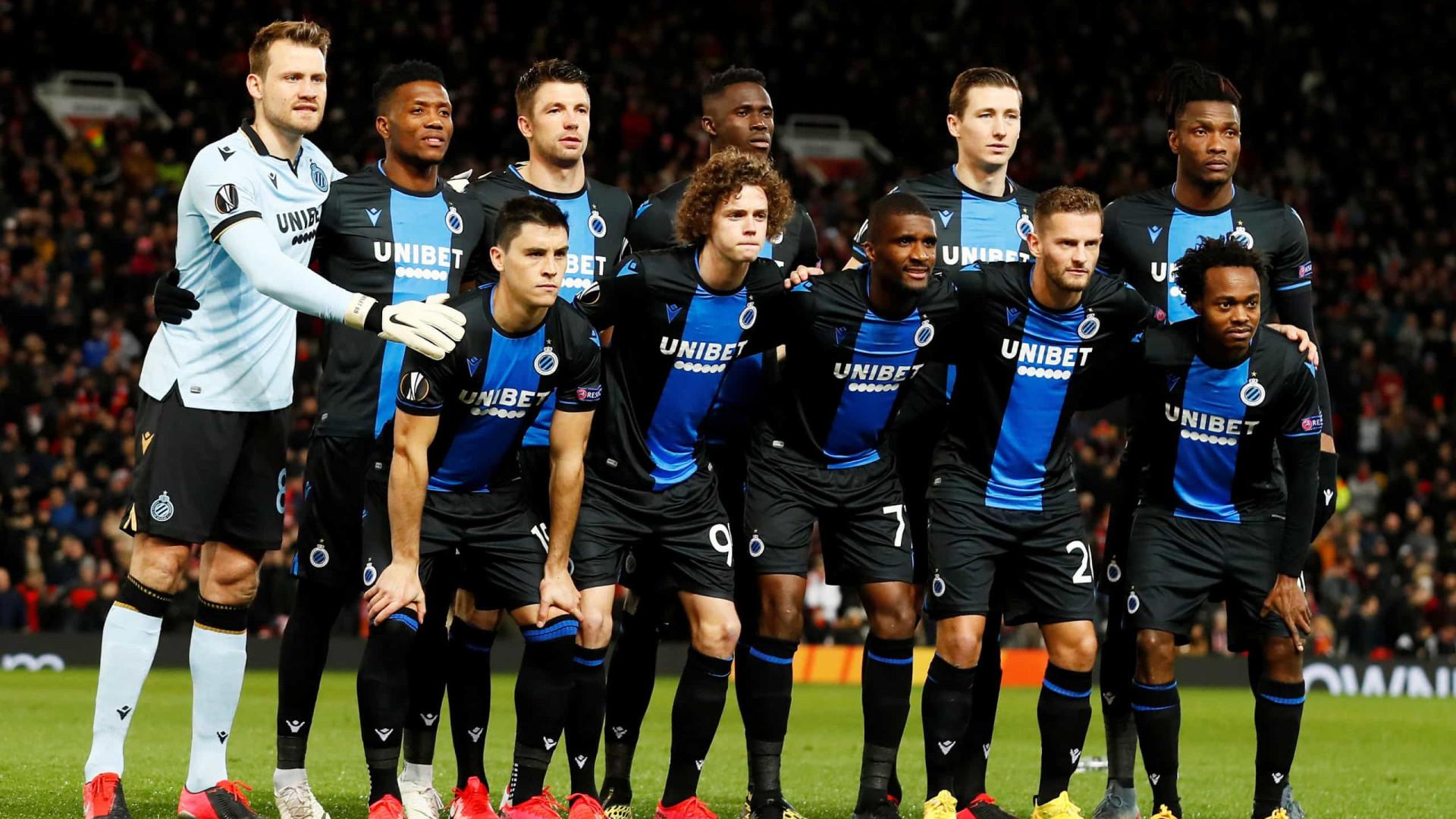 Bélgica anuncia fim do campeonato e título fica para o Brugge