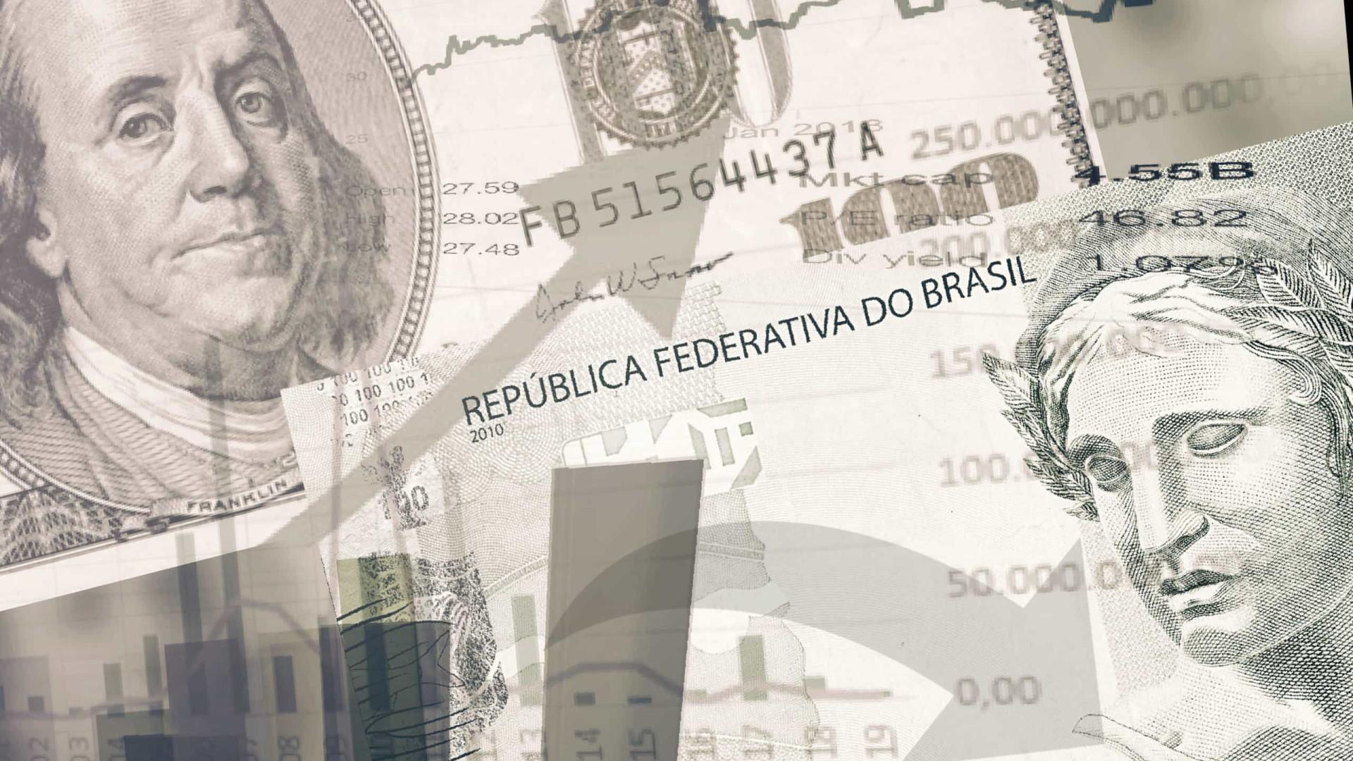 Dólar sobe para R$ 5,64 após dois dias de queda