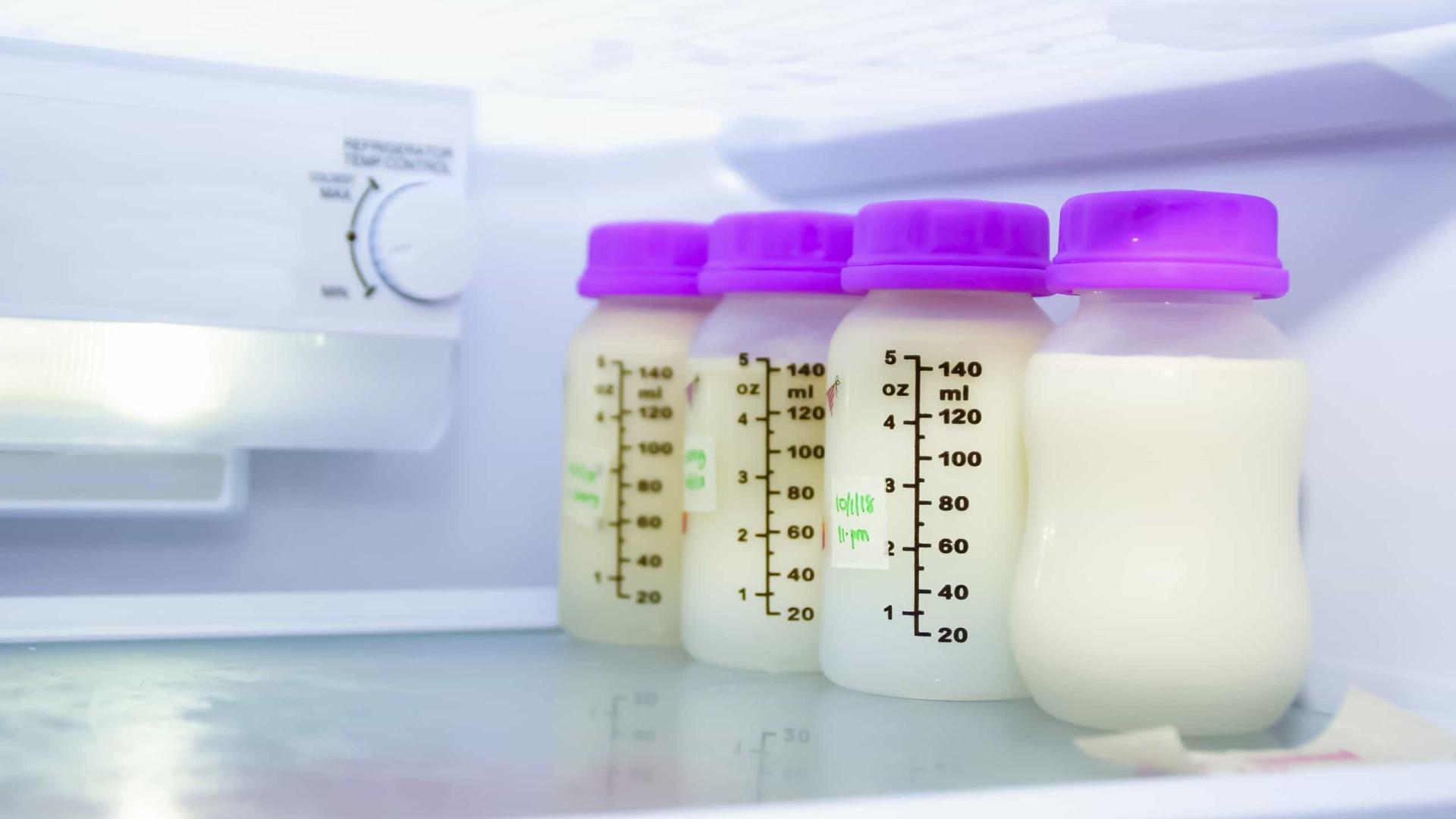 Ministério da Saúde faz campanha para doação de leite materno