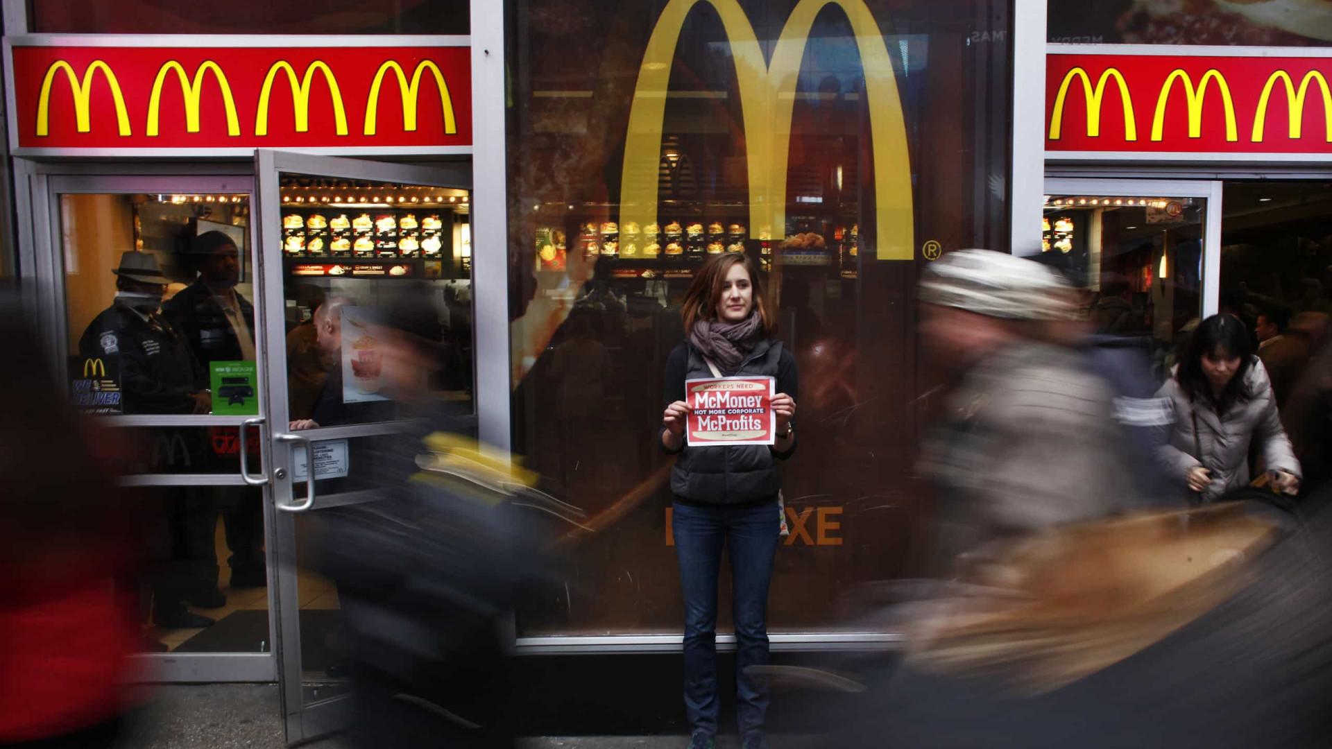 BR e mais 6 países denunciam McDonald's por 'assédio sexual sistêmico'
