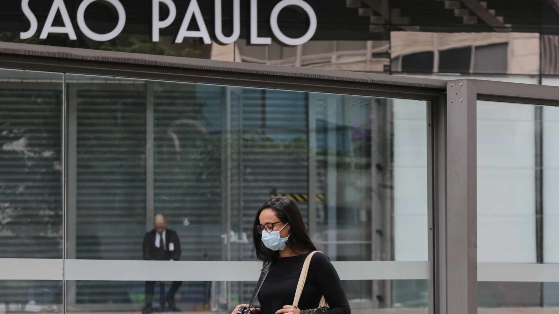 Governo de SP vê coronavírus por ora estabilizado na capital paulista