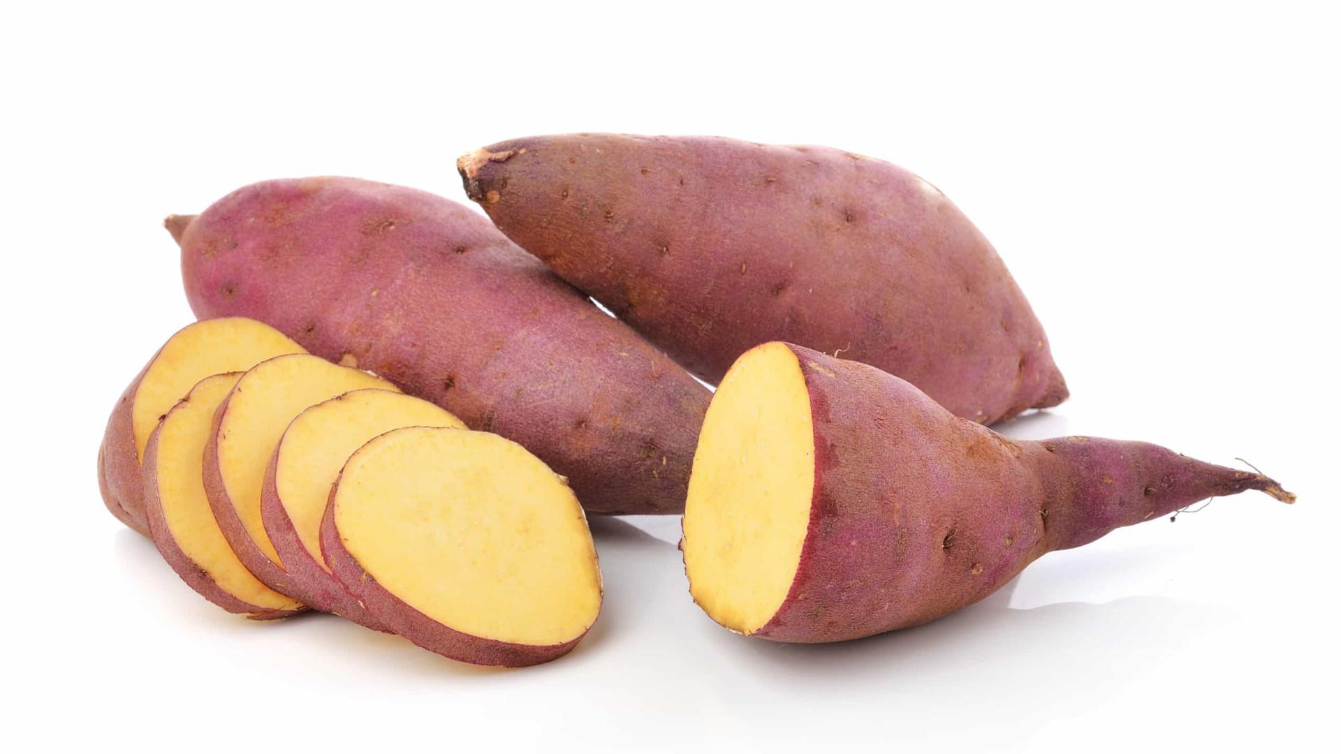A 'super batata'. Seis benefícios surpreendentes da batata doce