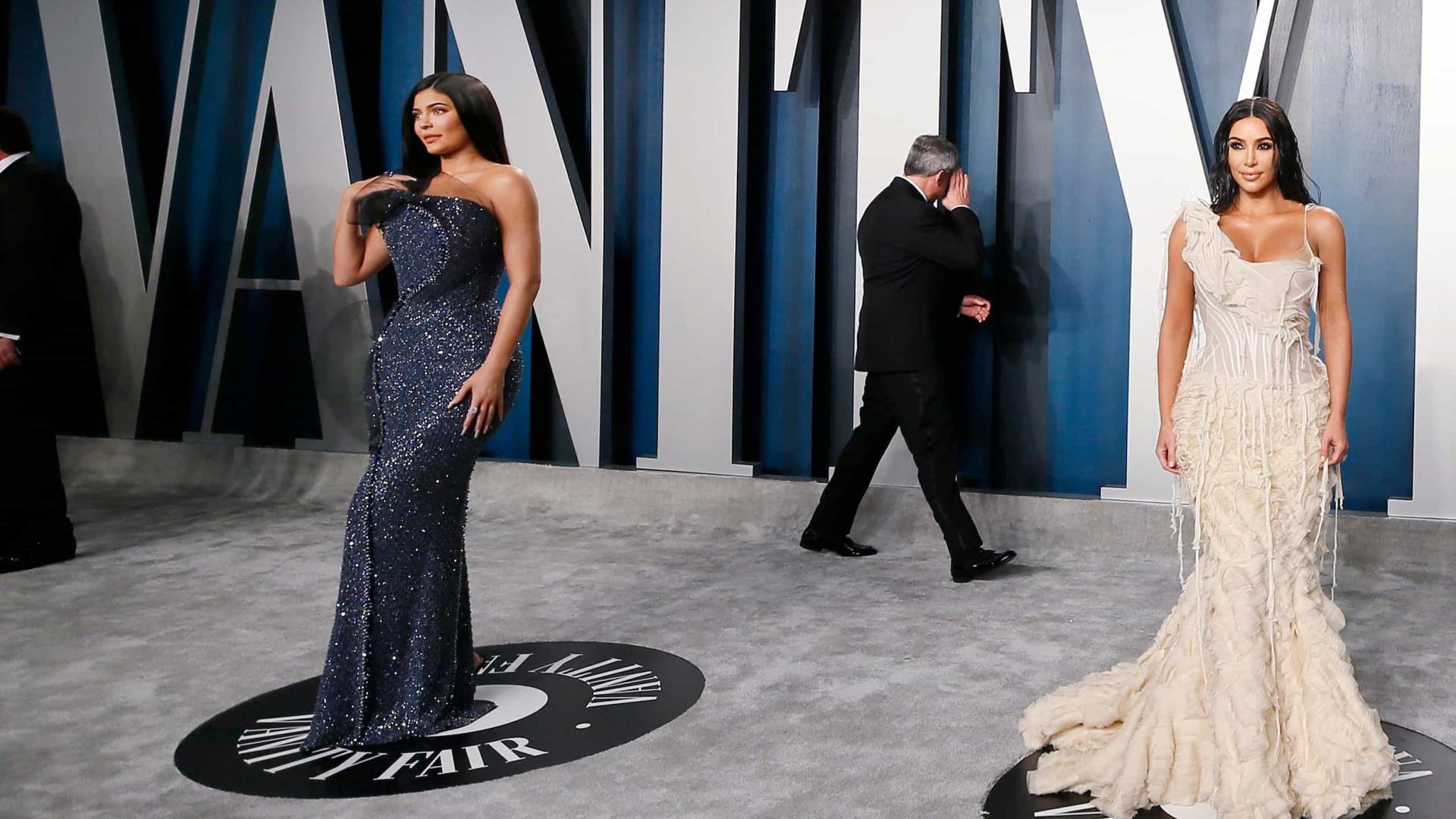 Kardashians recebem iPhones novos toda semana para gravarem reality