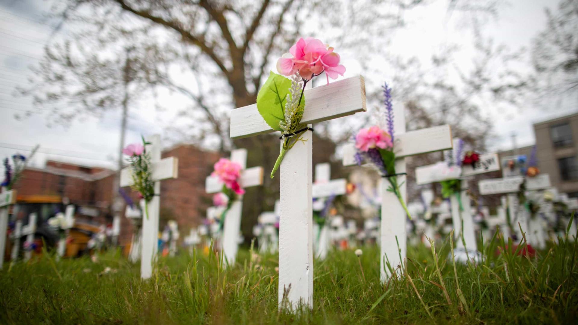 Mundo chega a 1 milhão de mortes, diz Universidade Johns Hopkins