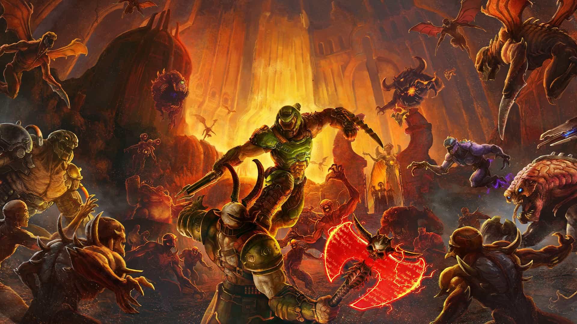 'Doom Eternal' é antiquado, mas é boa continuação do jogo