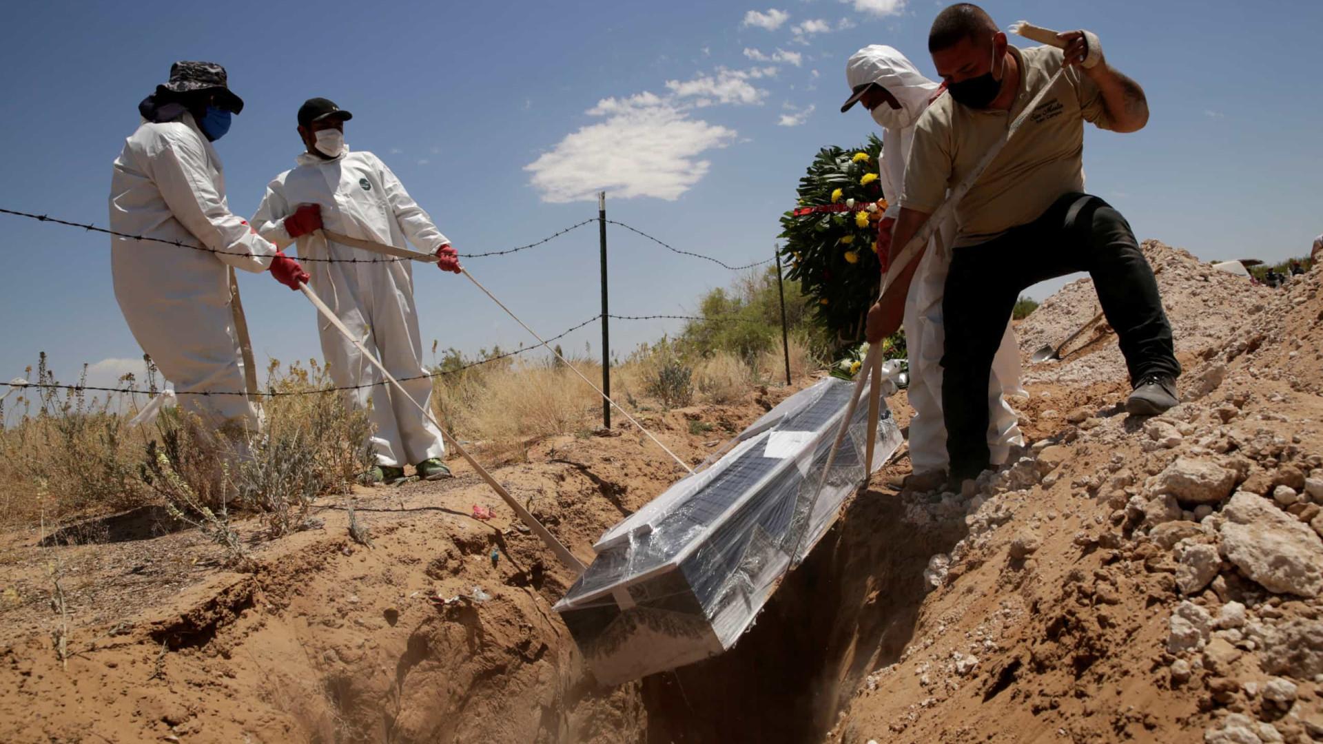 Mortes por covid-19 no Brasil podem bater 88,3 mil em agosto