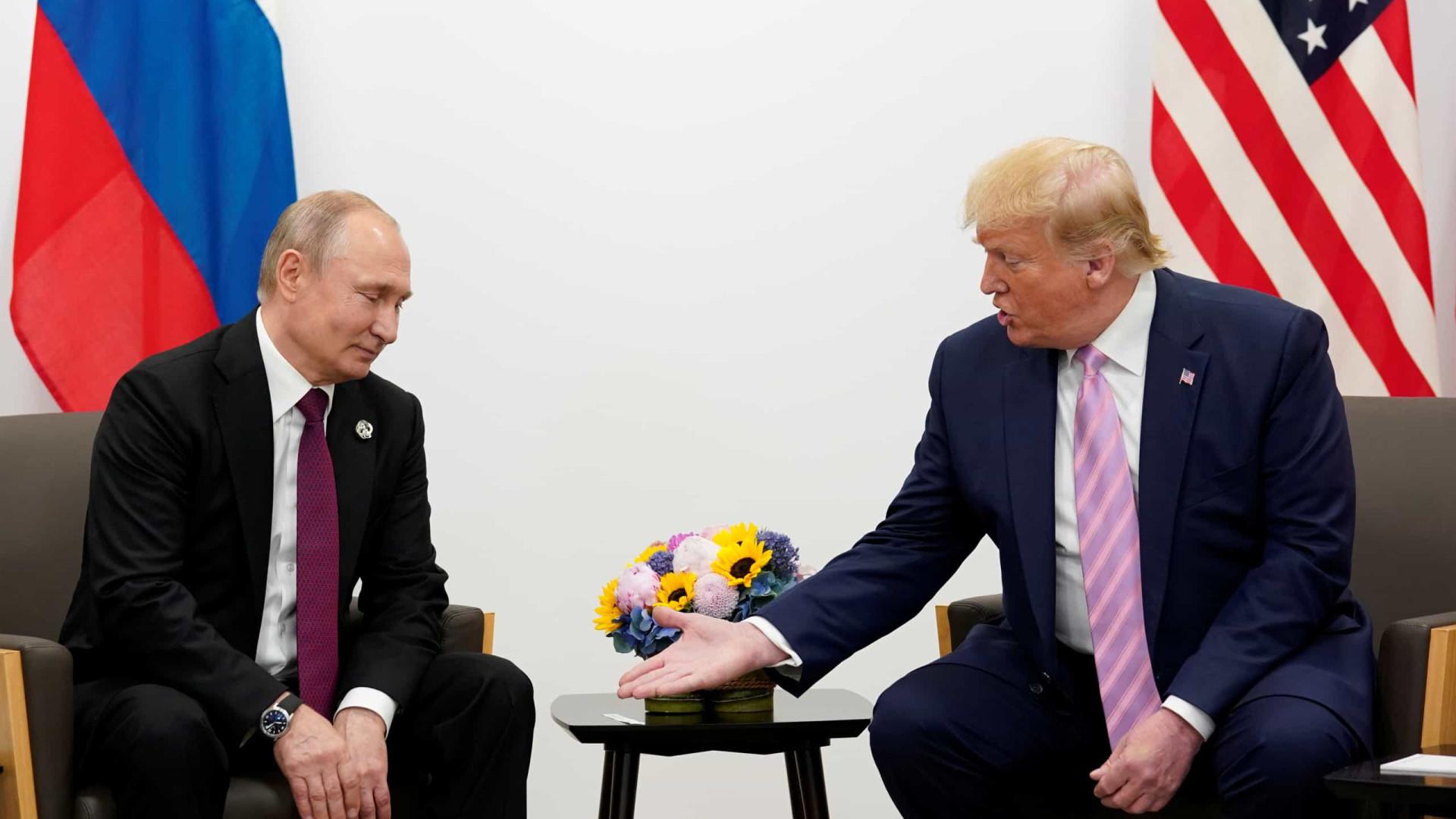 Trump deixa mais um tratado que visa evitar guerra nuclear com a Rússia