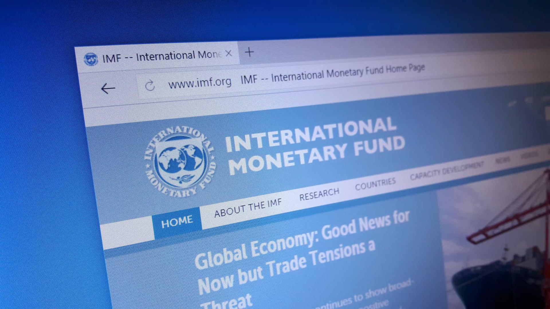 Para FMI, juros devem permanecer baixos por um tempo