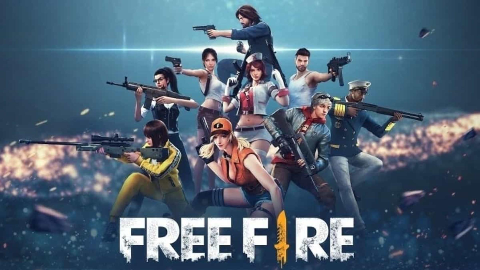 'Free Fire' cresce 33% número de jogadores no 1° trimestre de 2020