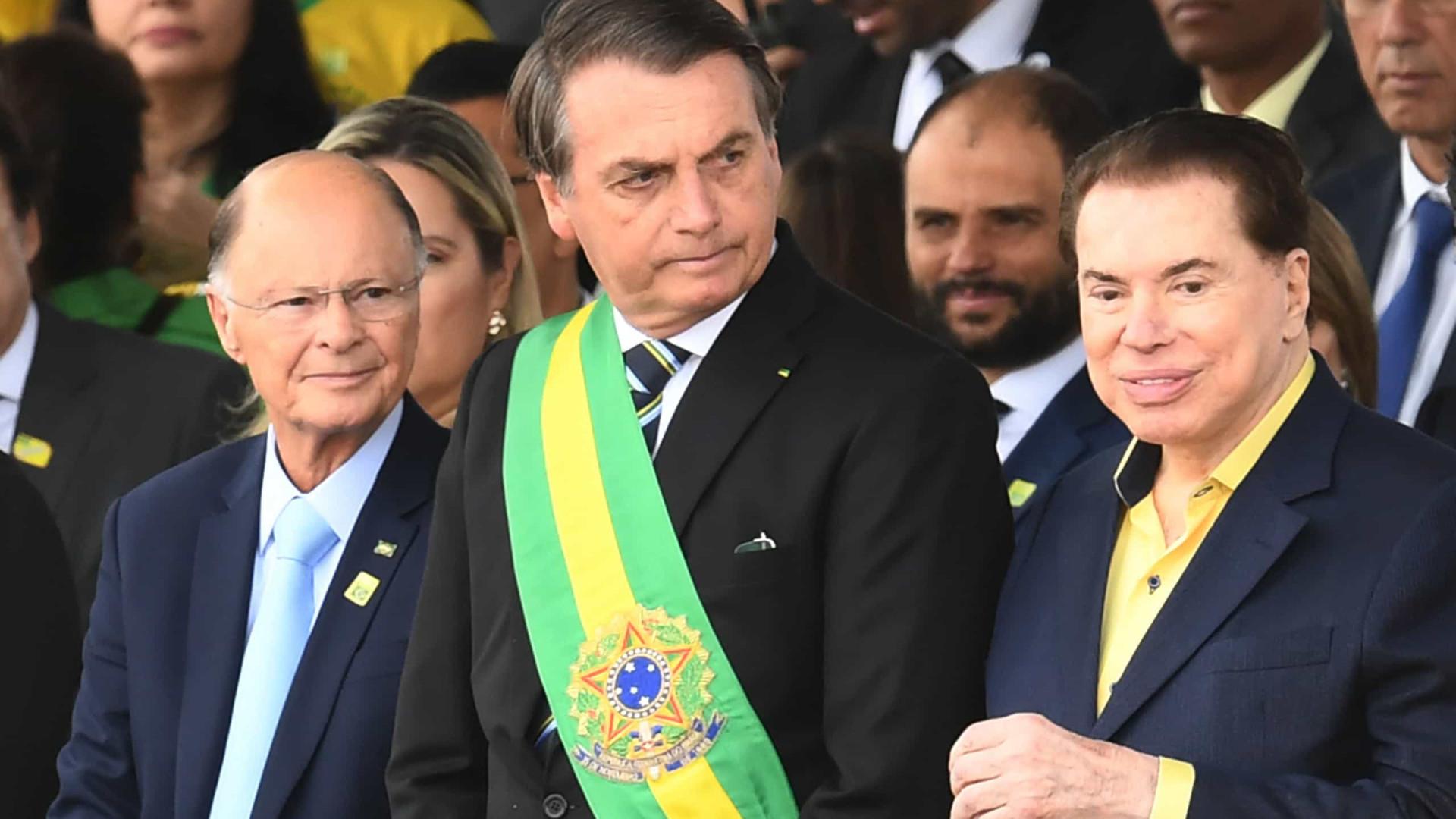 Genro de Silvio Santos nega interferência do governo federal no SBT