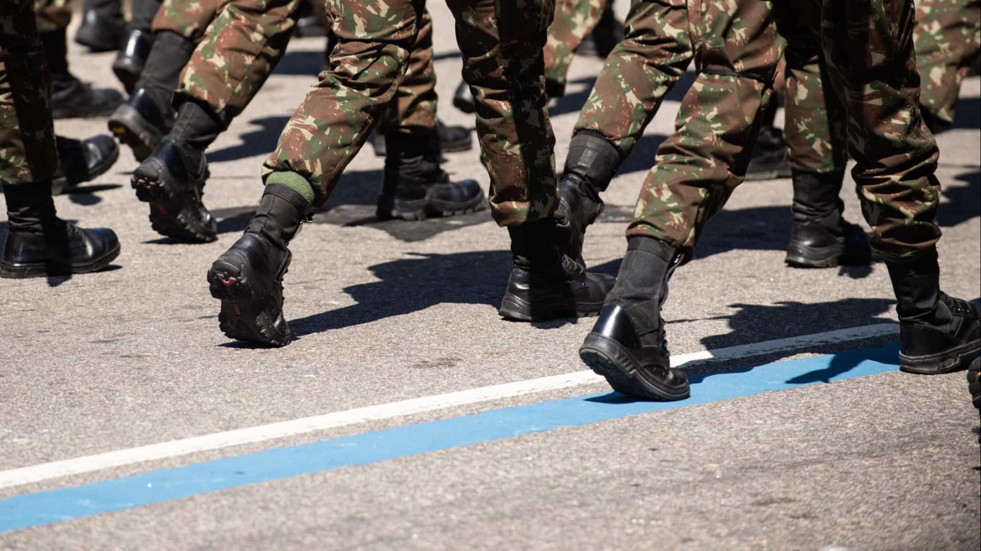Serviço militar obrigatório criou bolsões de Covid-19 em SP