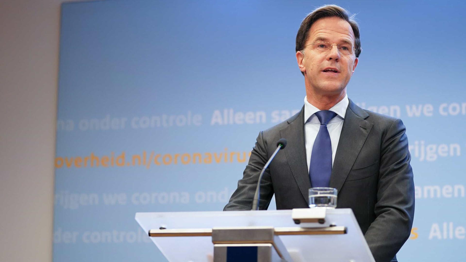 Primeiro-ministro holandês não pôde ver a mãe antes dela morrer