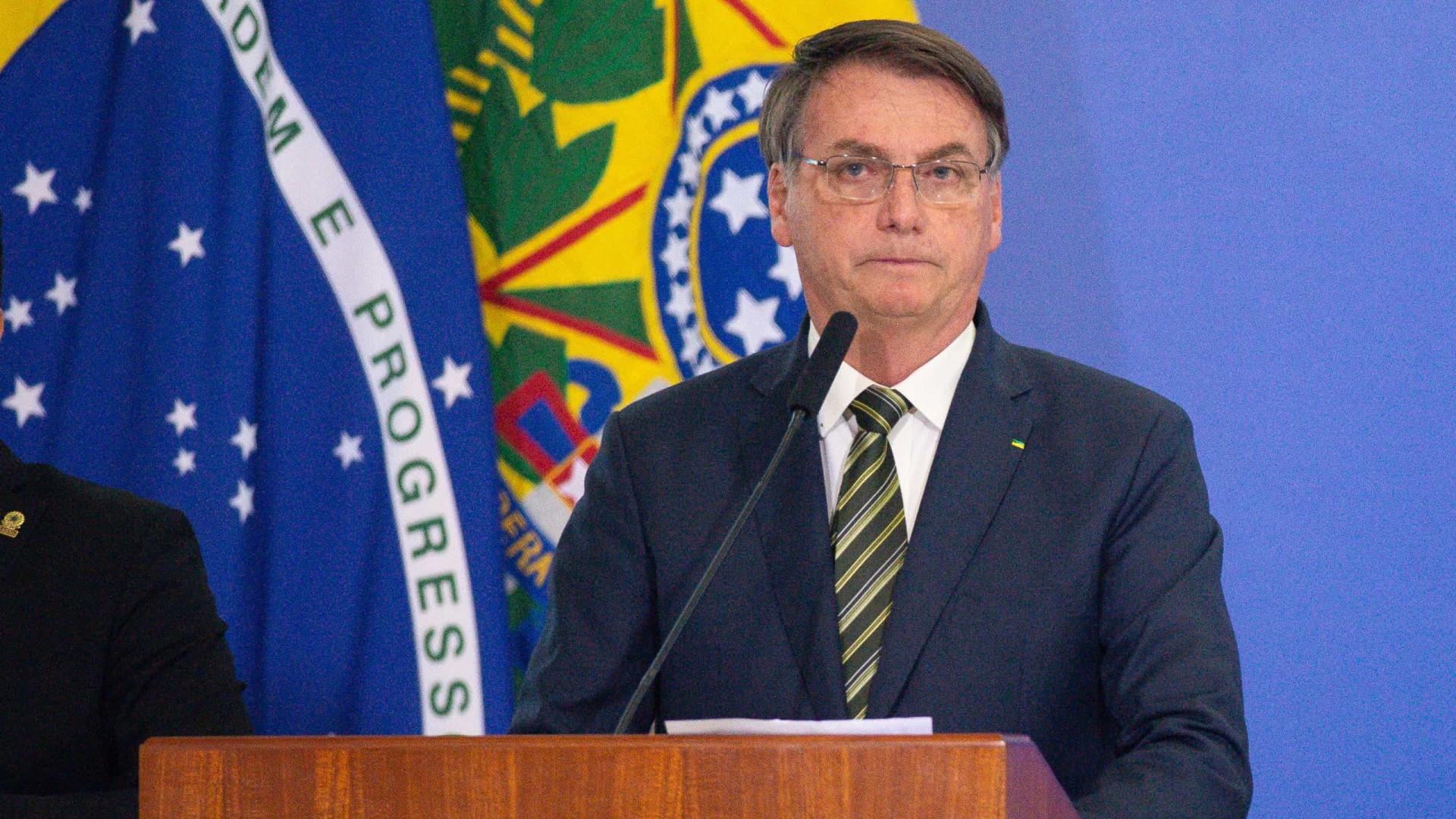 Em nota, Bolsonaro diz acreditar em arquivamento de inquérito