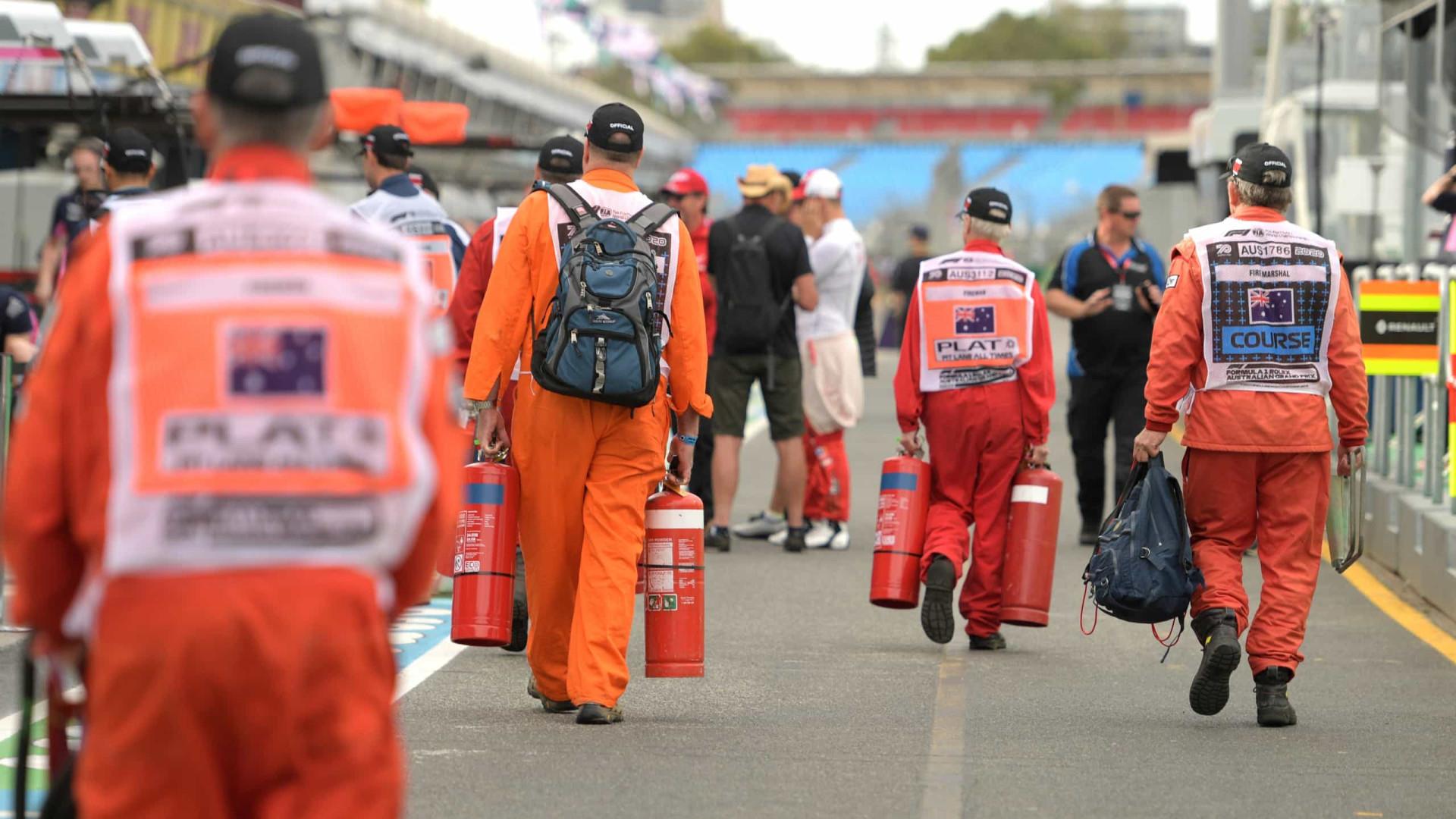 Ministro diz que GP da Austrália de Fórmula 1 foi adiado por causa da quarentena