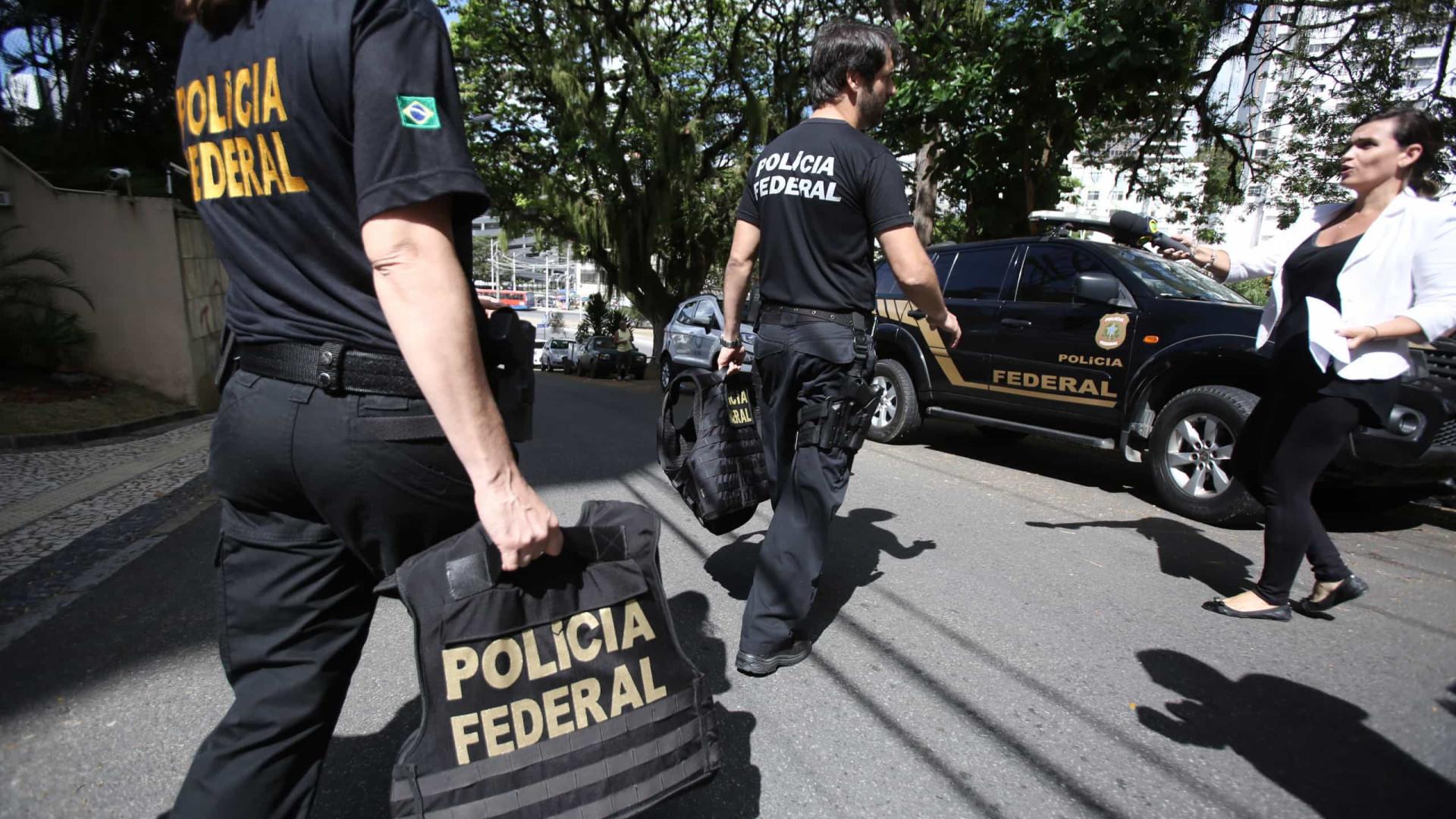 Escritório da primeira-dama também é alvo de operação no Rio
