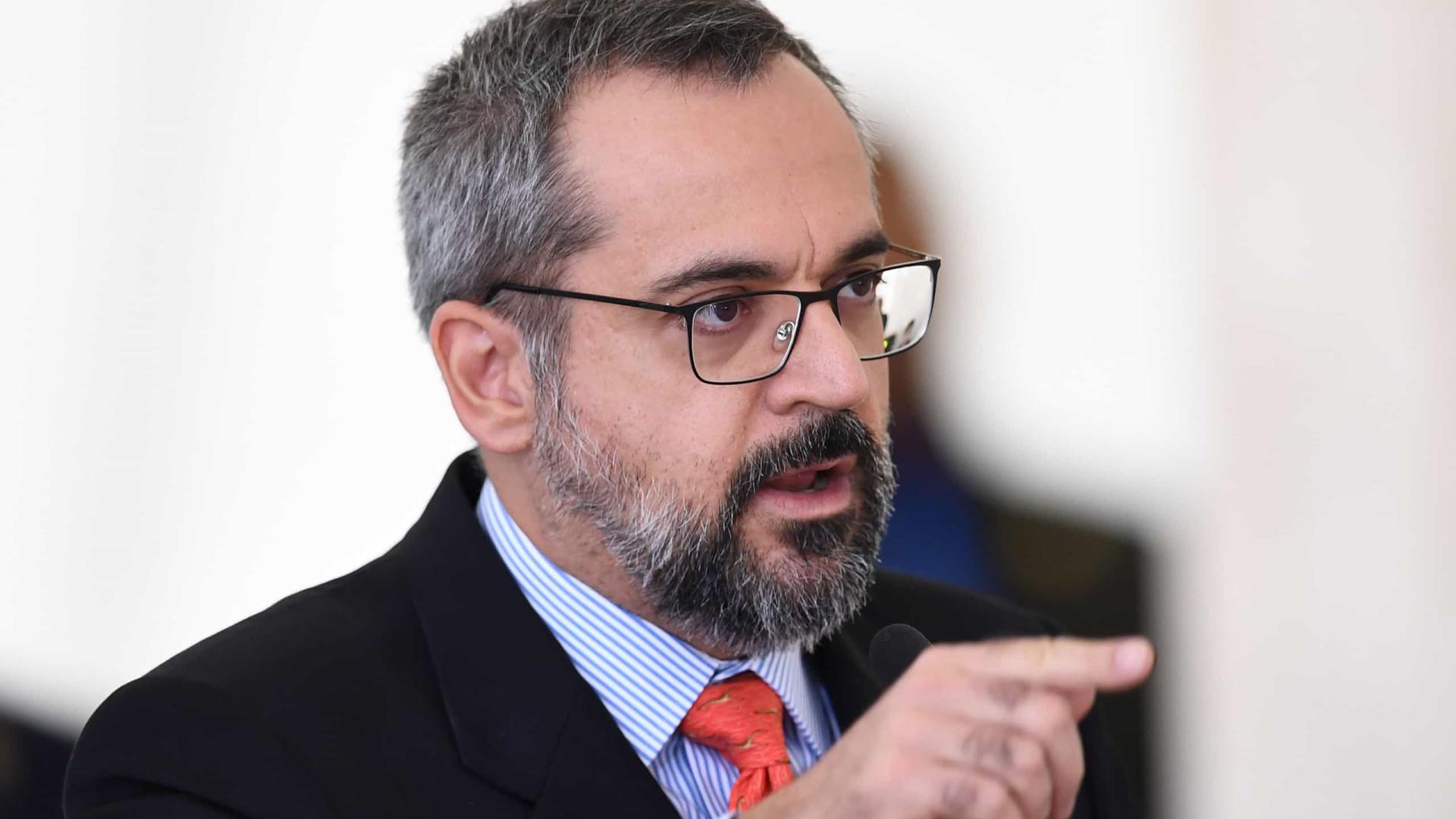MPF pede condenação de Weintraub em ação por declarações sobre universidades